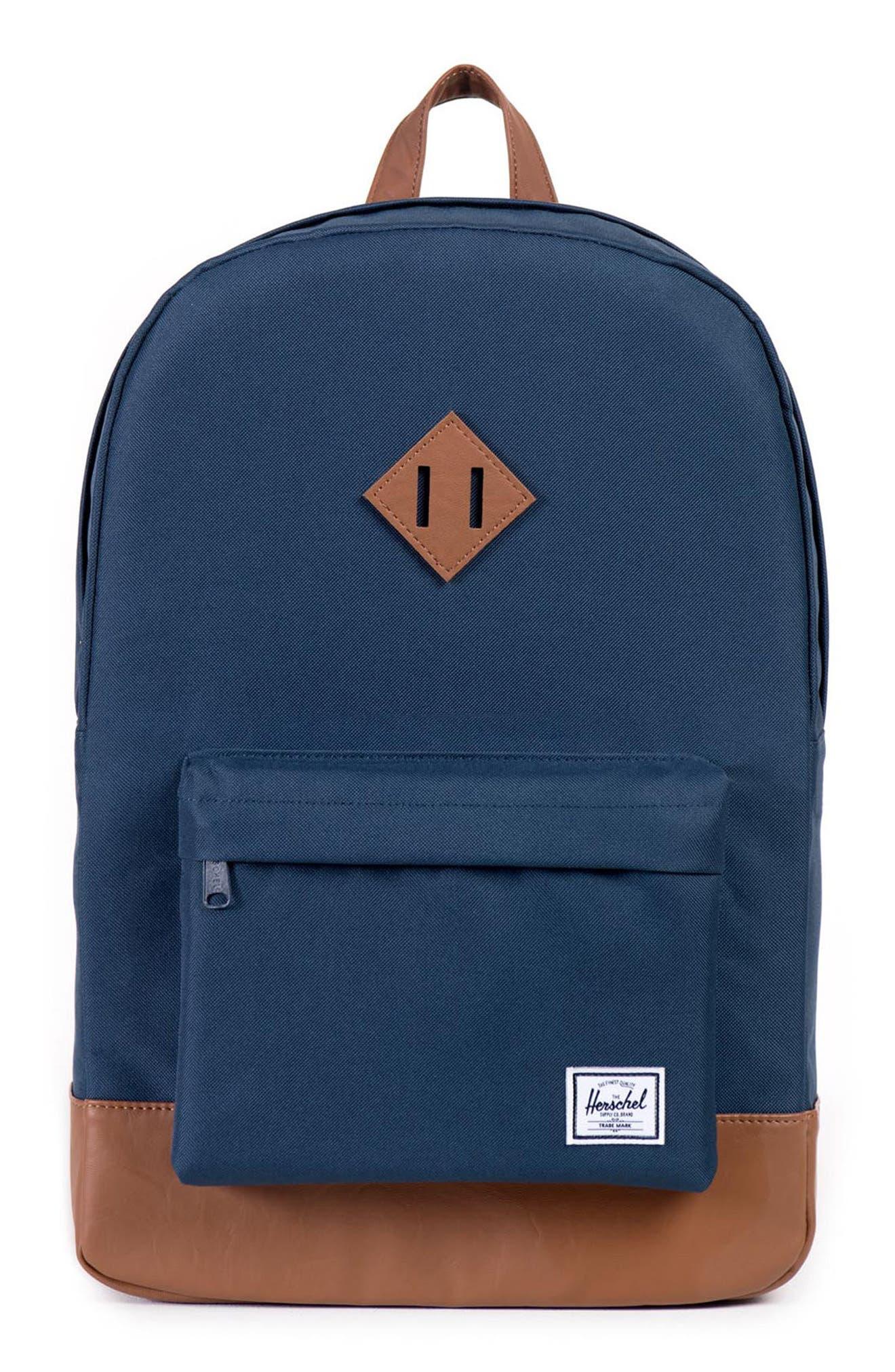 Alternate Image 1 Selected - Herschel Supply Co. Heritage Backpack