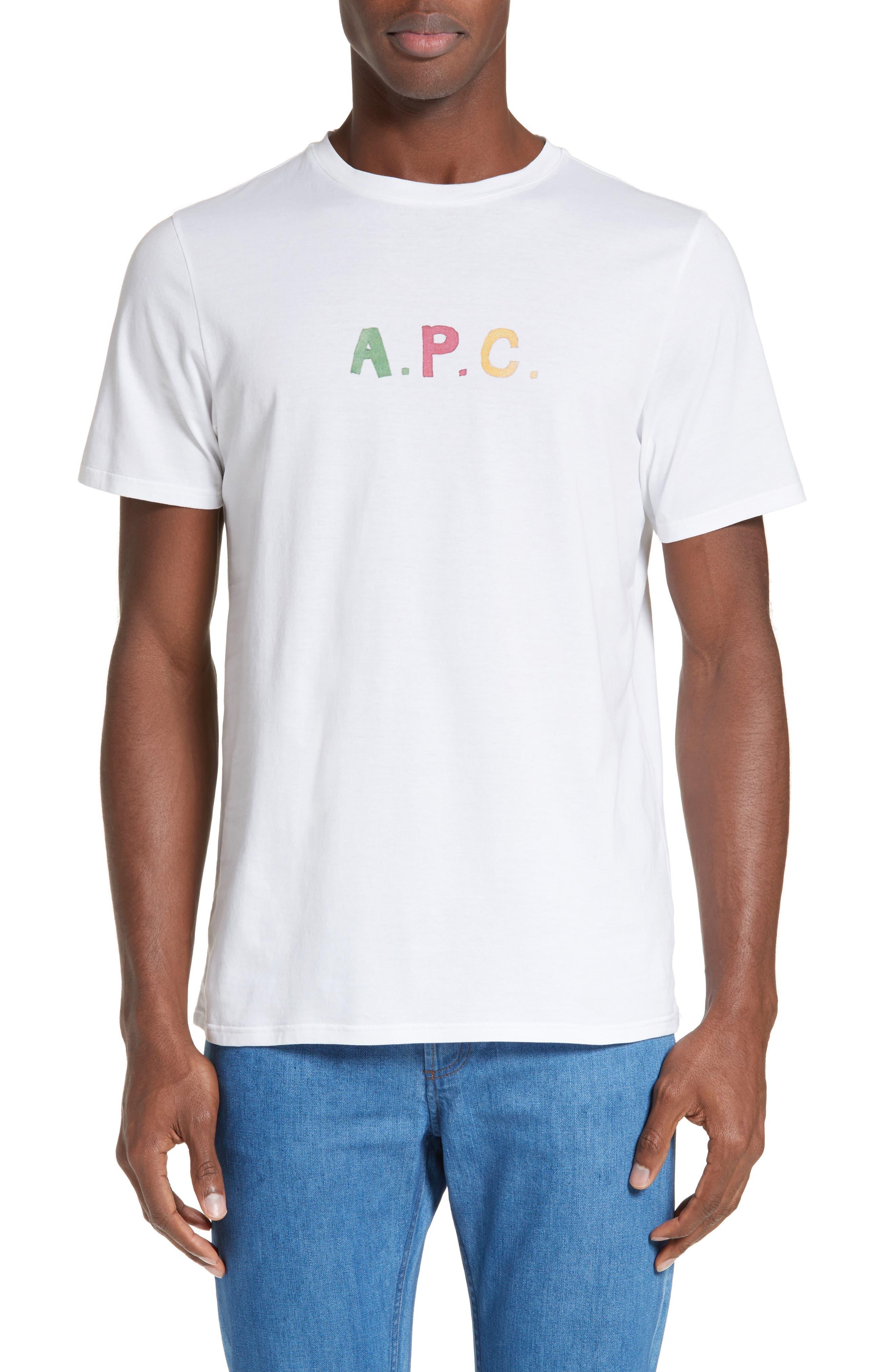 Main Image - A.P.C. Couleurs T-Shirt