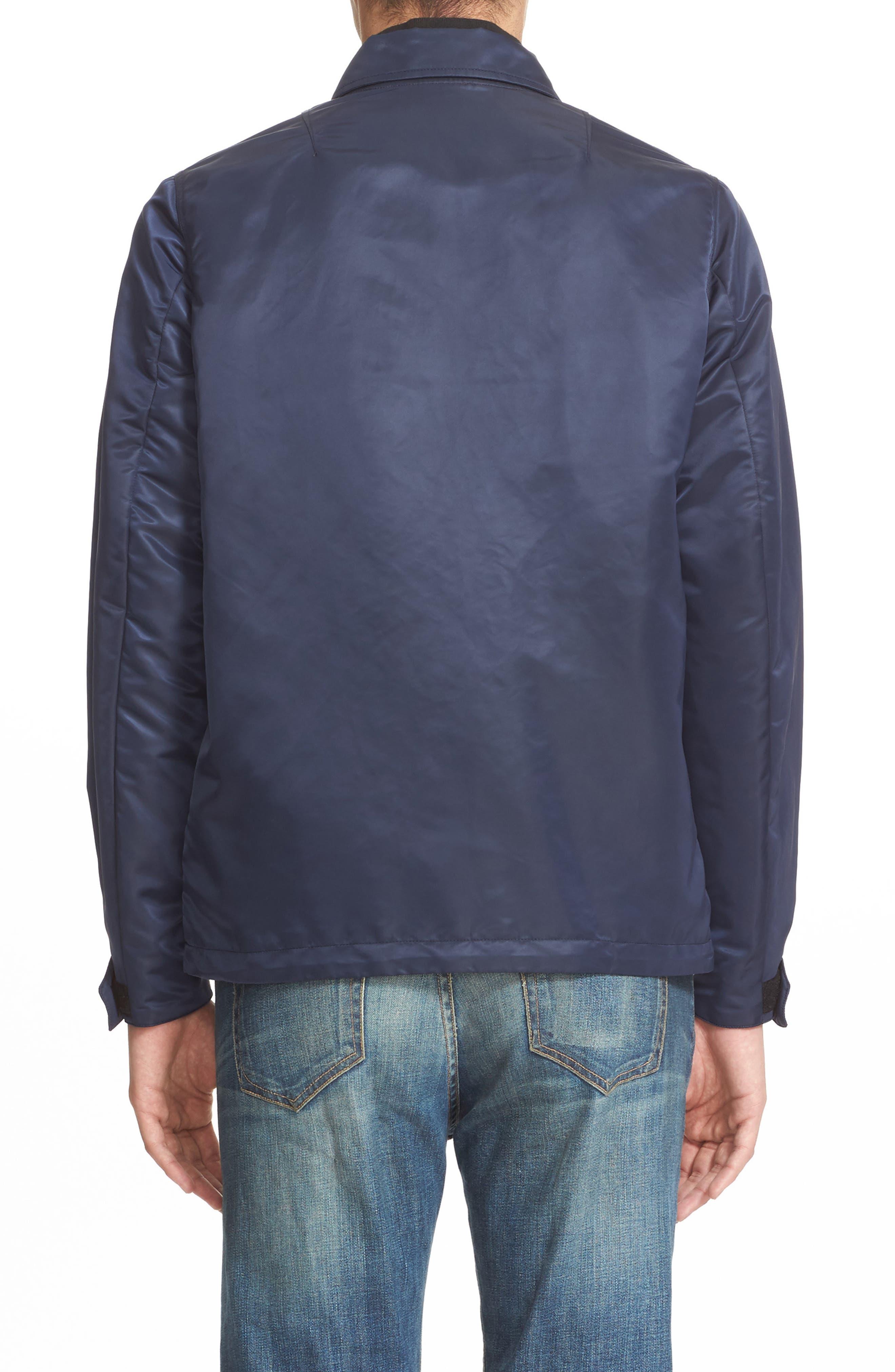 Alternate Image 2  - rag & bone Matty Nylon Jacket