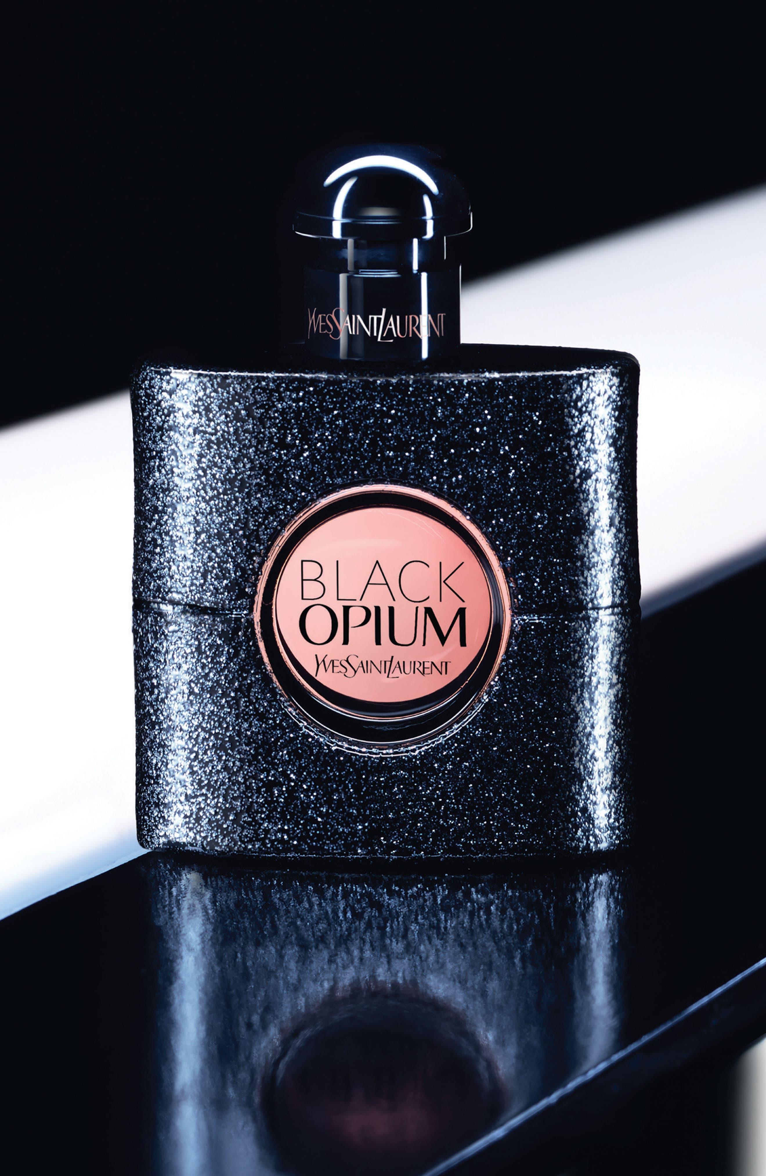 Alternate Image 6  - Yves Saint Laurent 'Black Opium' Eau de Parfum
