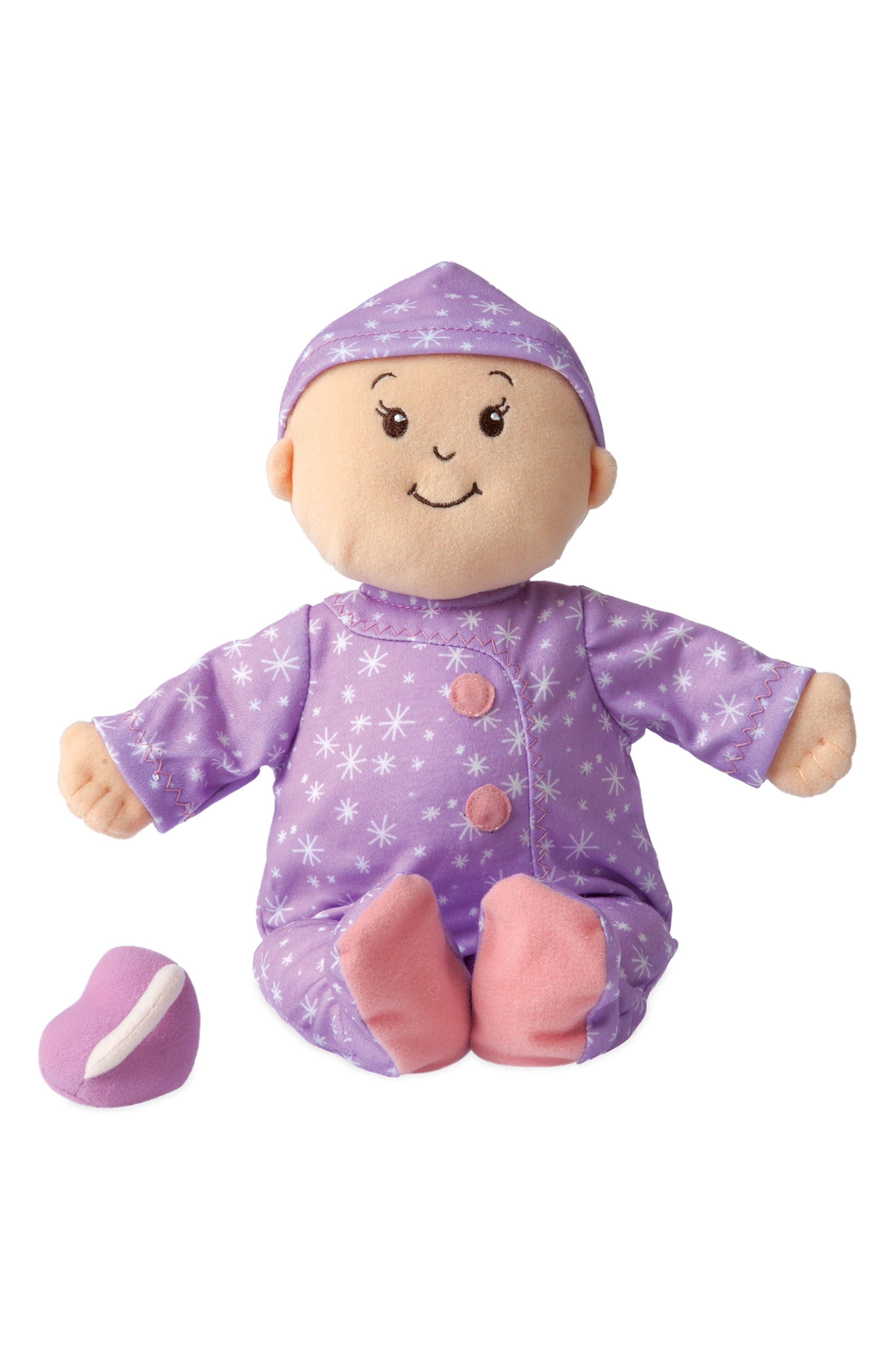 Main Image - Manhattan Toy Baby Stella - Sweet Dreams Doll Toy