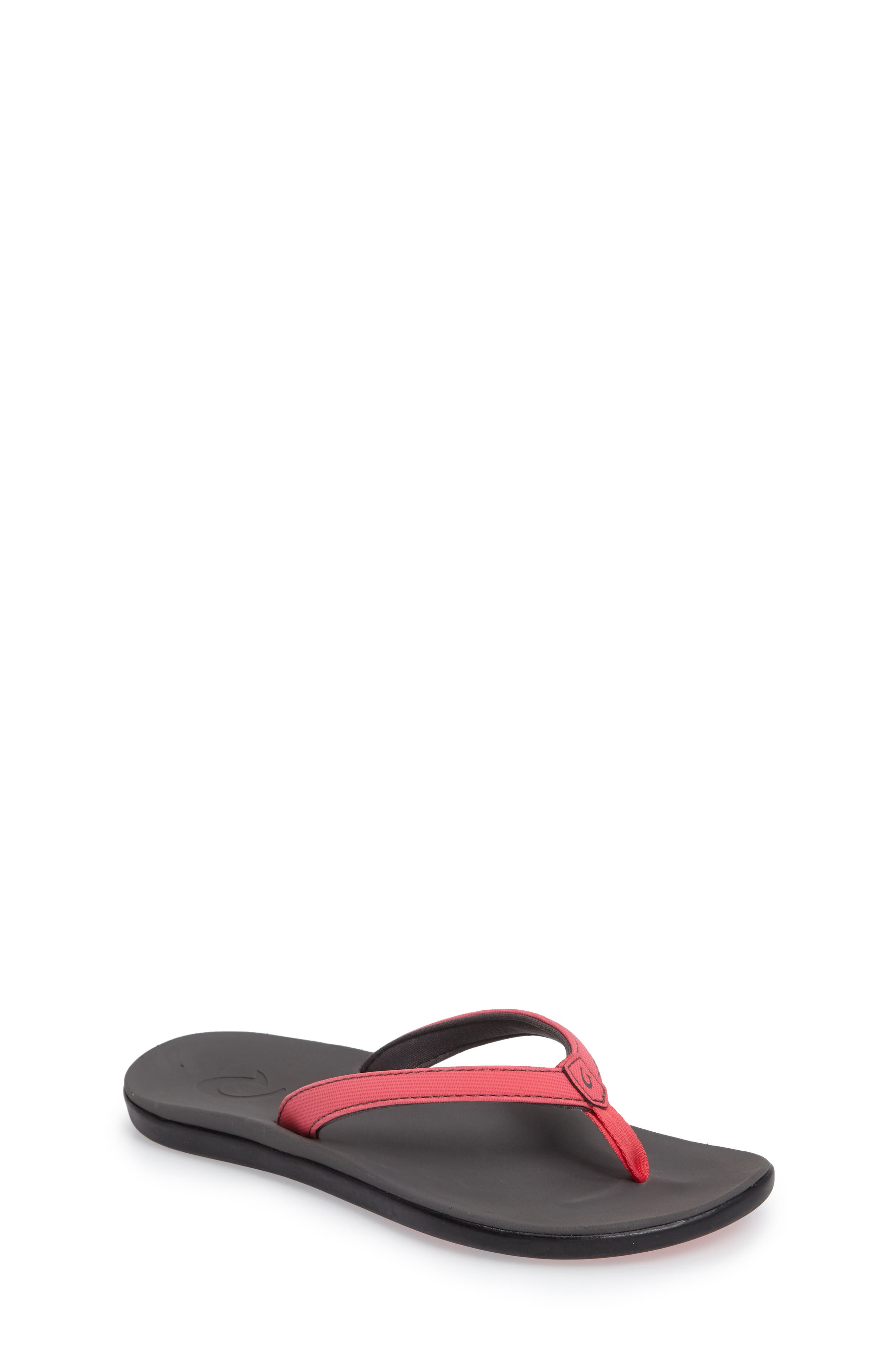 OluKai Ho'opio Flip Flop (Little Kid & Big Kid)
