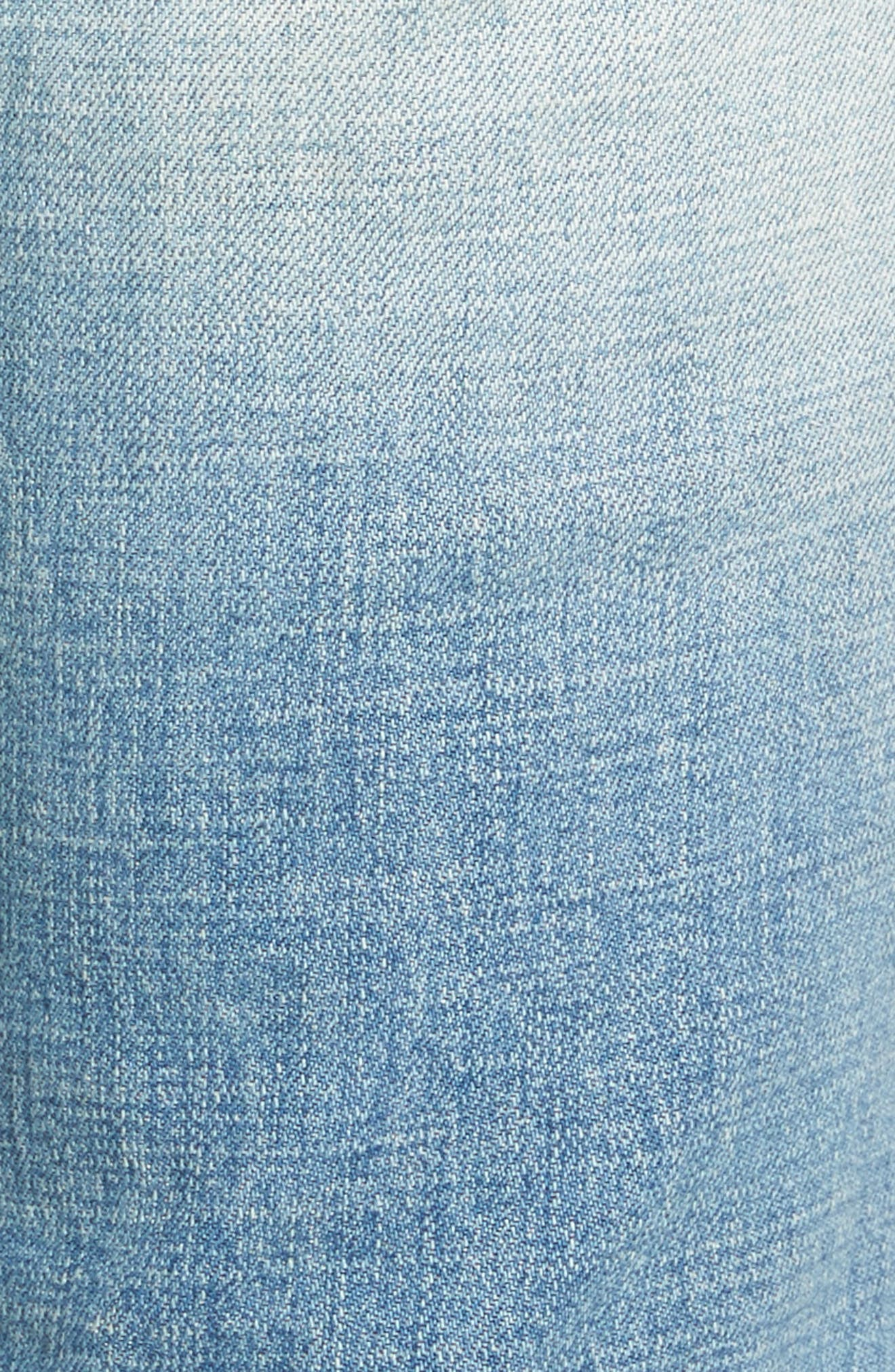 Alternate Image 5  - KUT from the Kloth Catherine Boyfriend Jeans (fromal)
