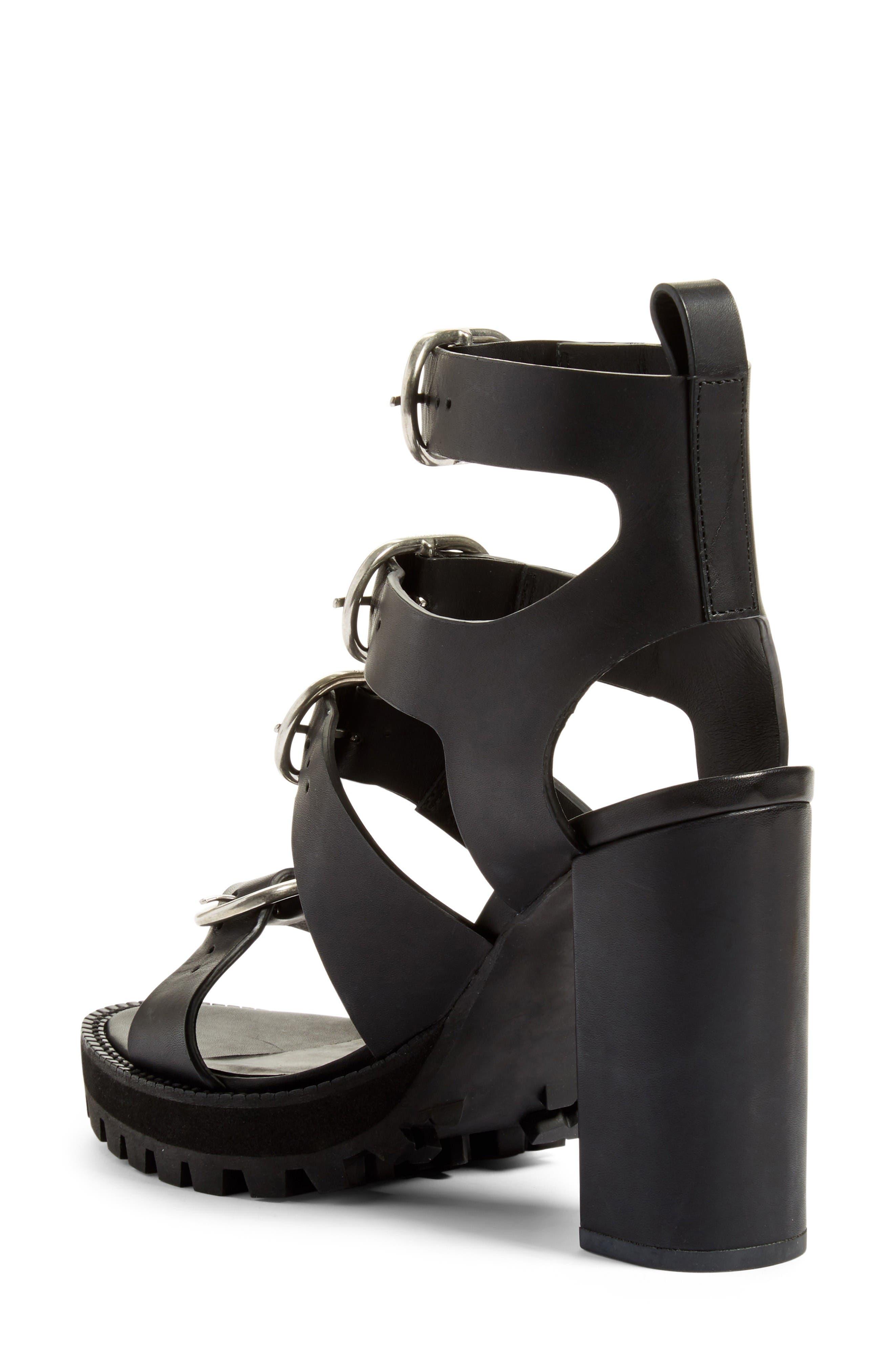 Alternate Image 2  - ALLSAINTS Osuna Block Heel Sandal (Women)