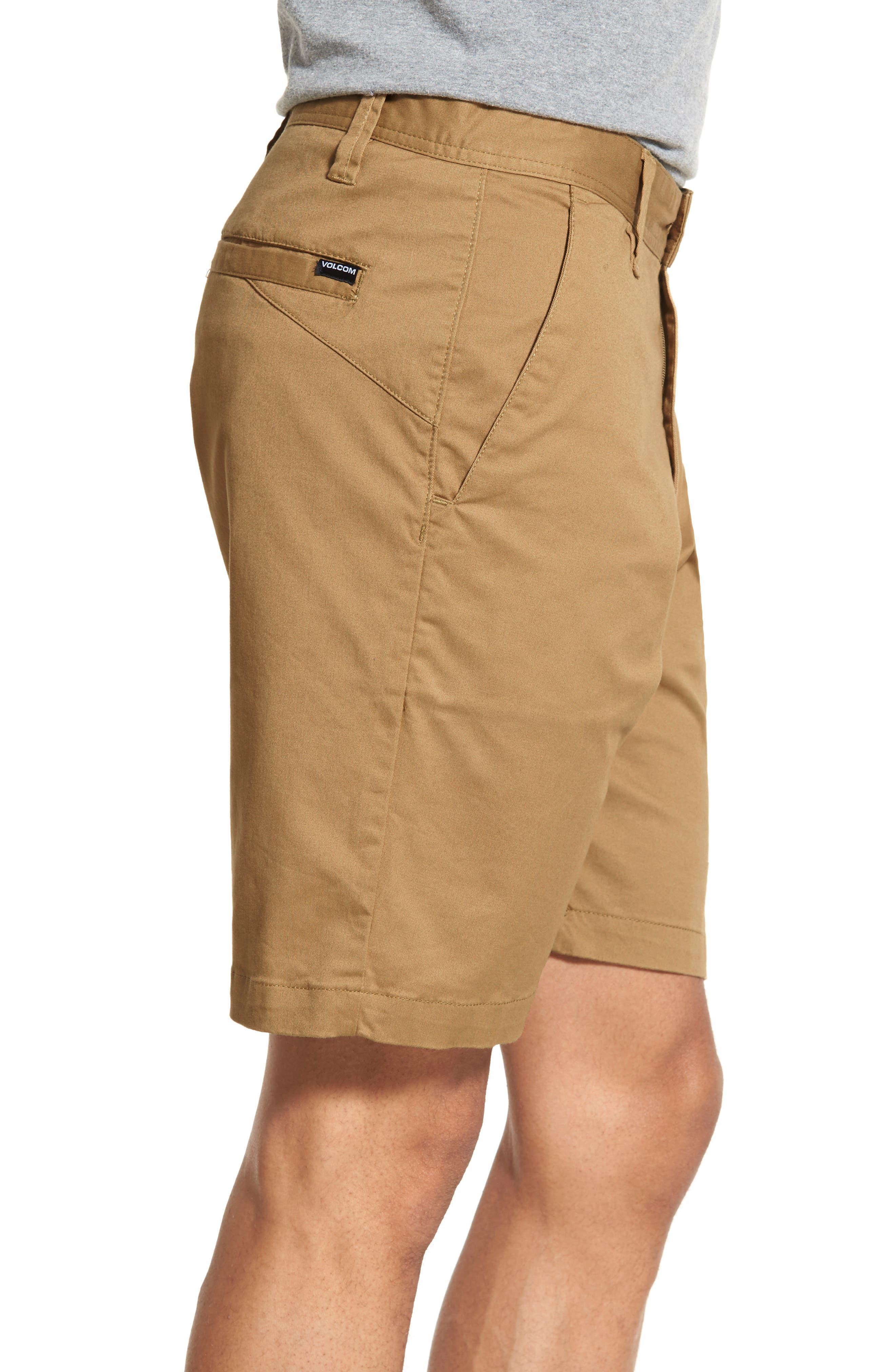 Alternate Image 3  - Volcom Lightweight Shorts