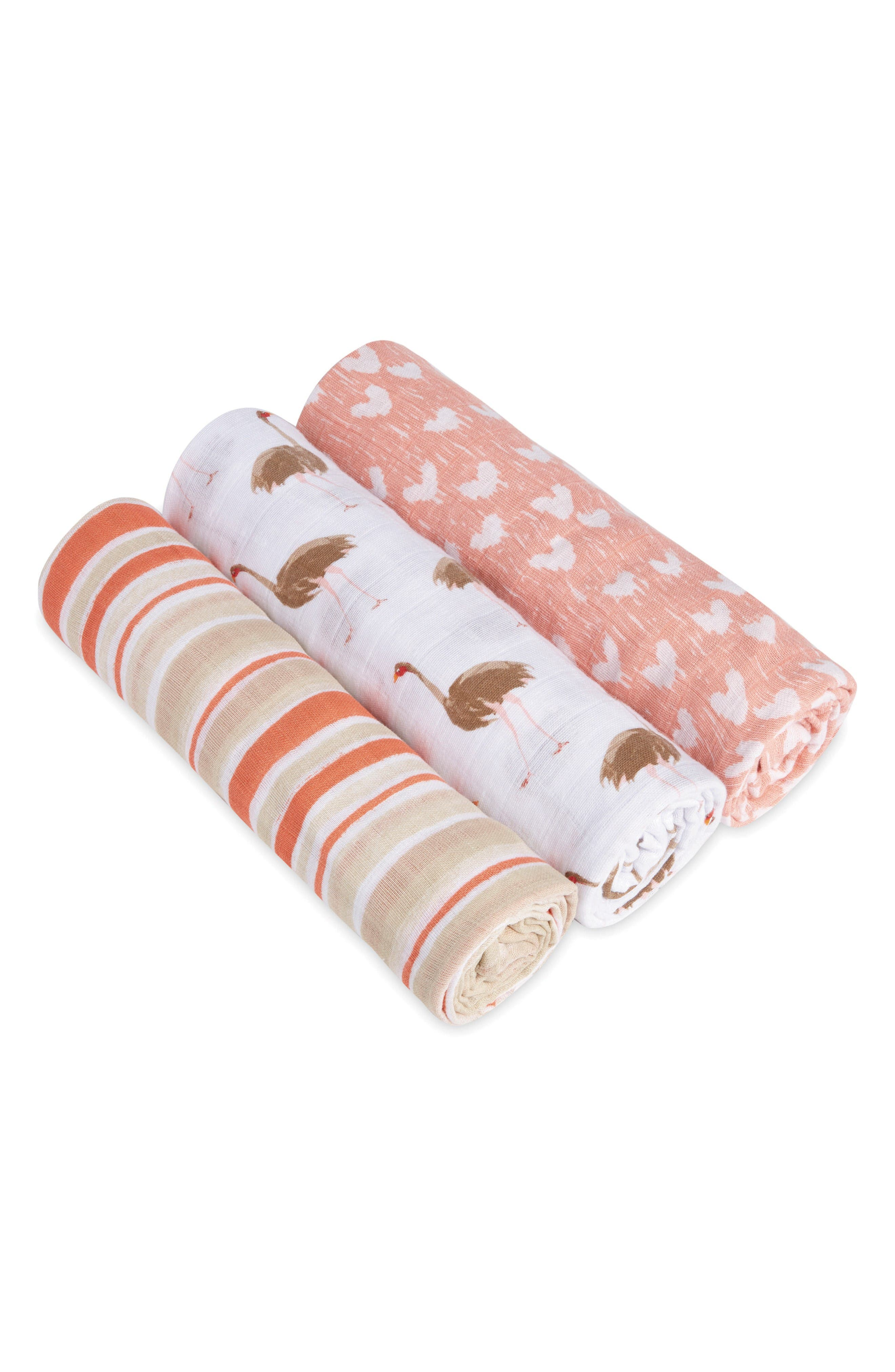 aden + anais 3-Pack Classic Swaddling Cloths
