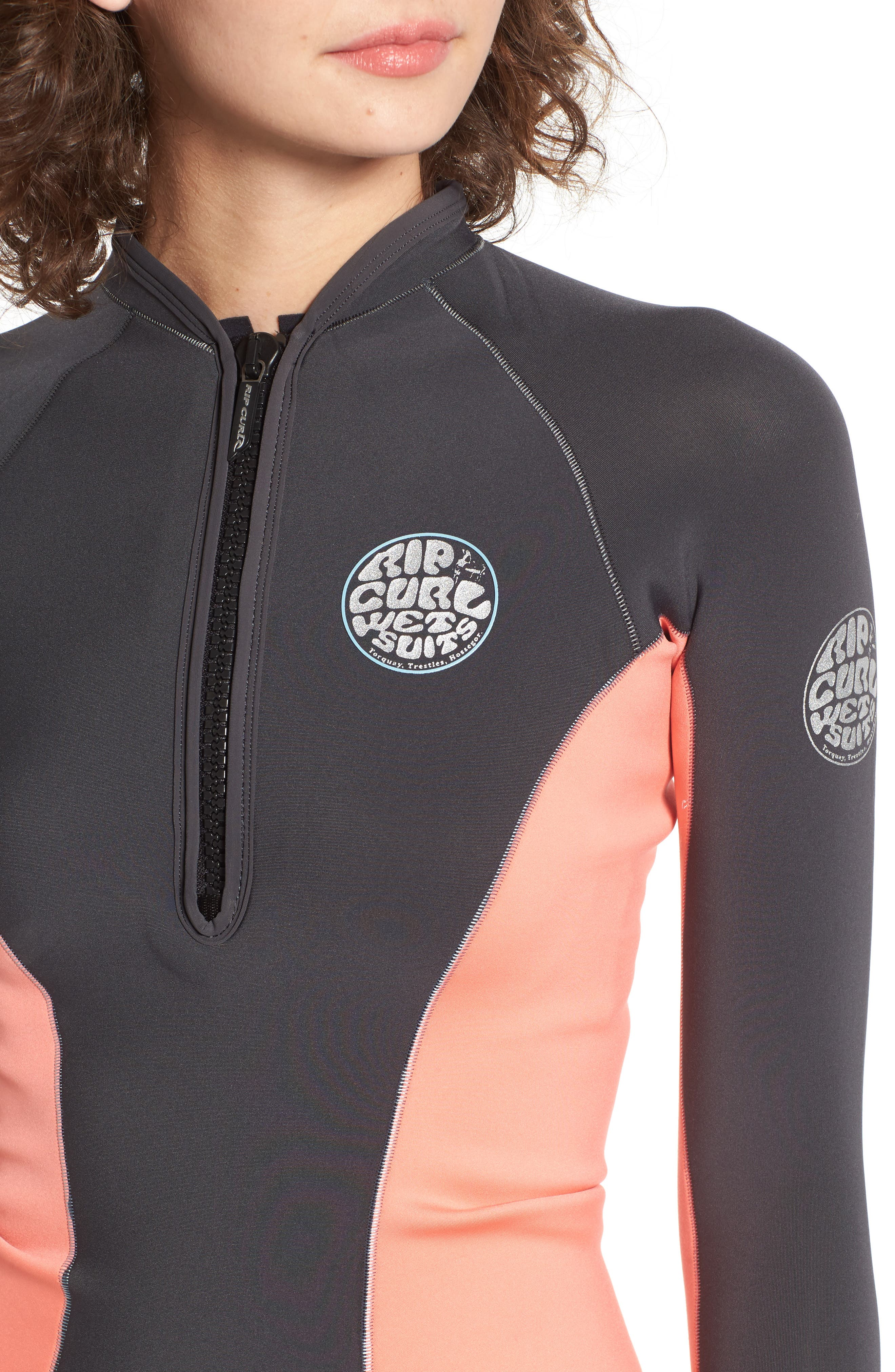 Alternate Image 4  - Rip Curl G-Bomb Wetsuit Jacket