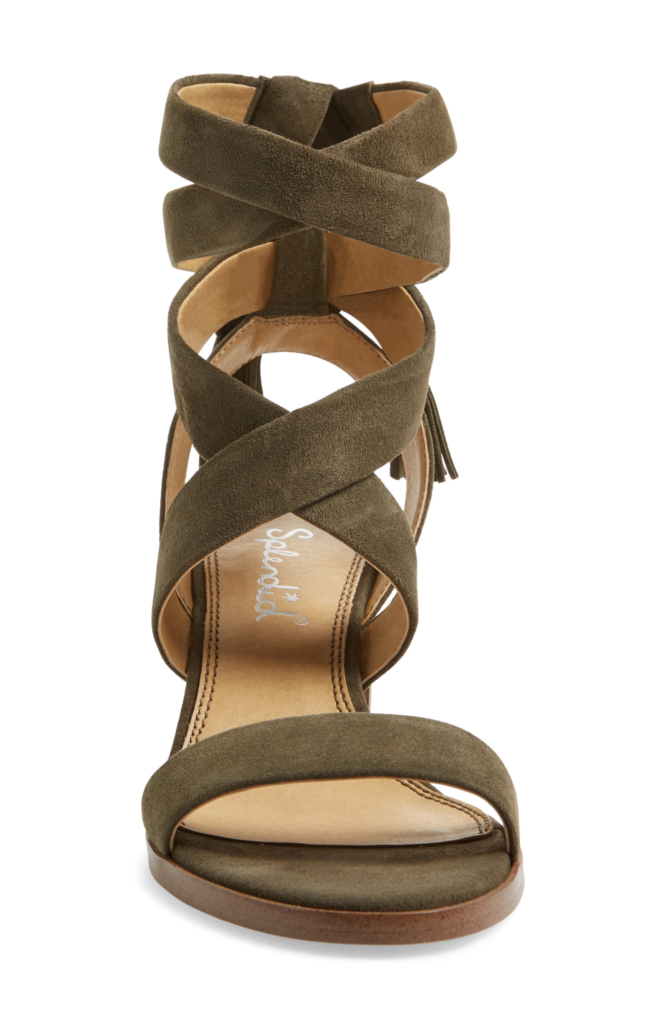 Alternate Image 3  - Splendid Janet Block Heel Sandal (Women)