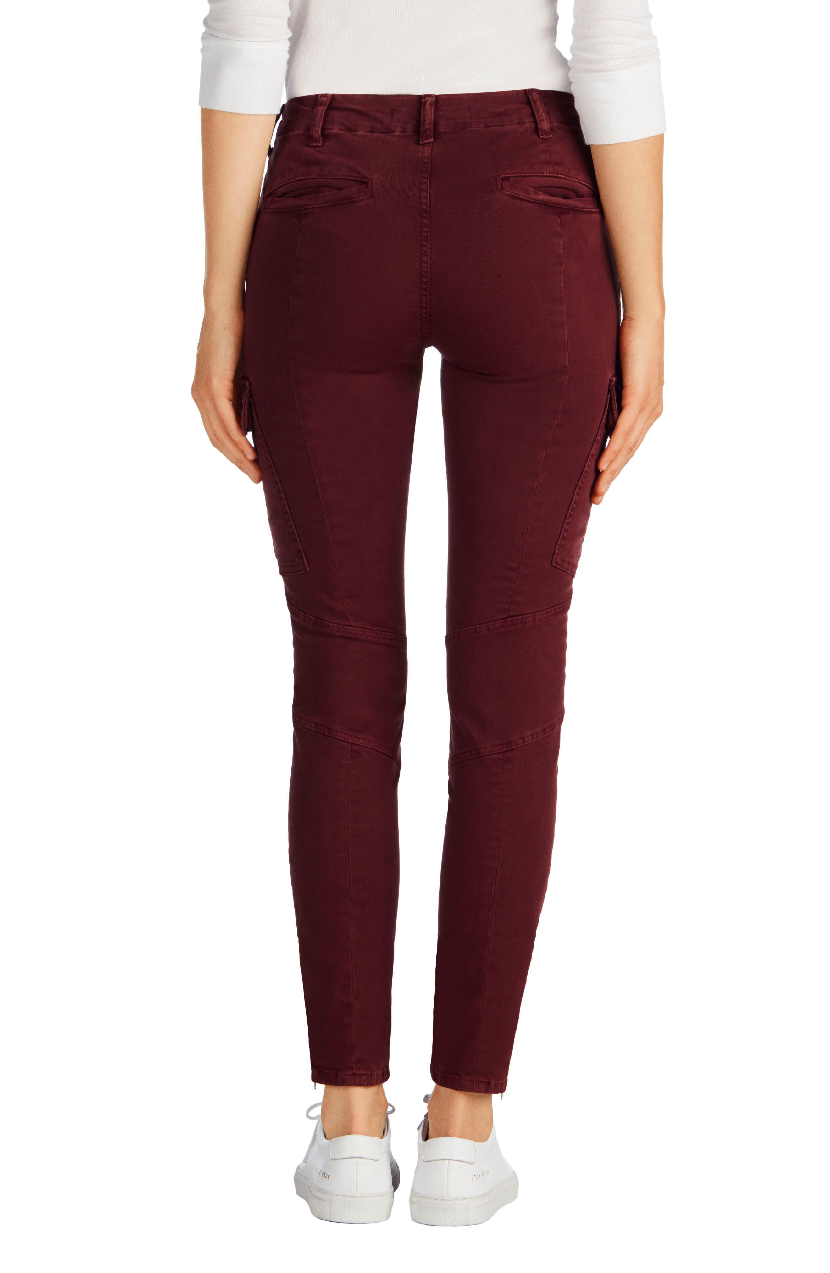 Alternate Image 2  - J Brand Houlihan Skinny Cargo Pants