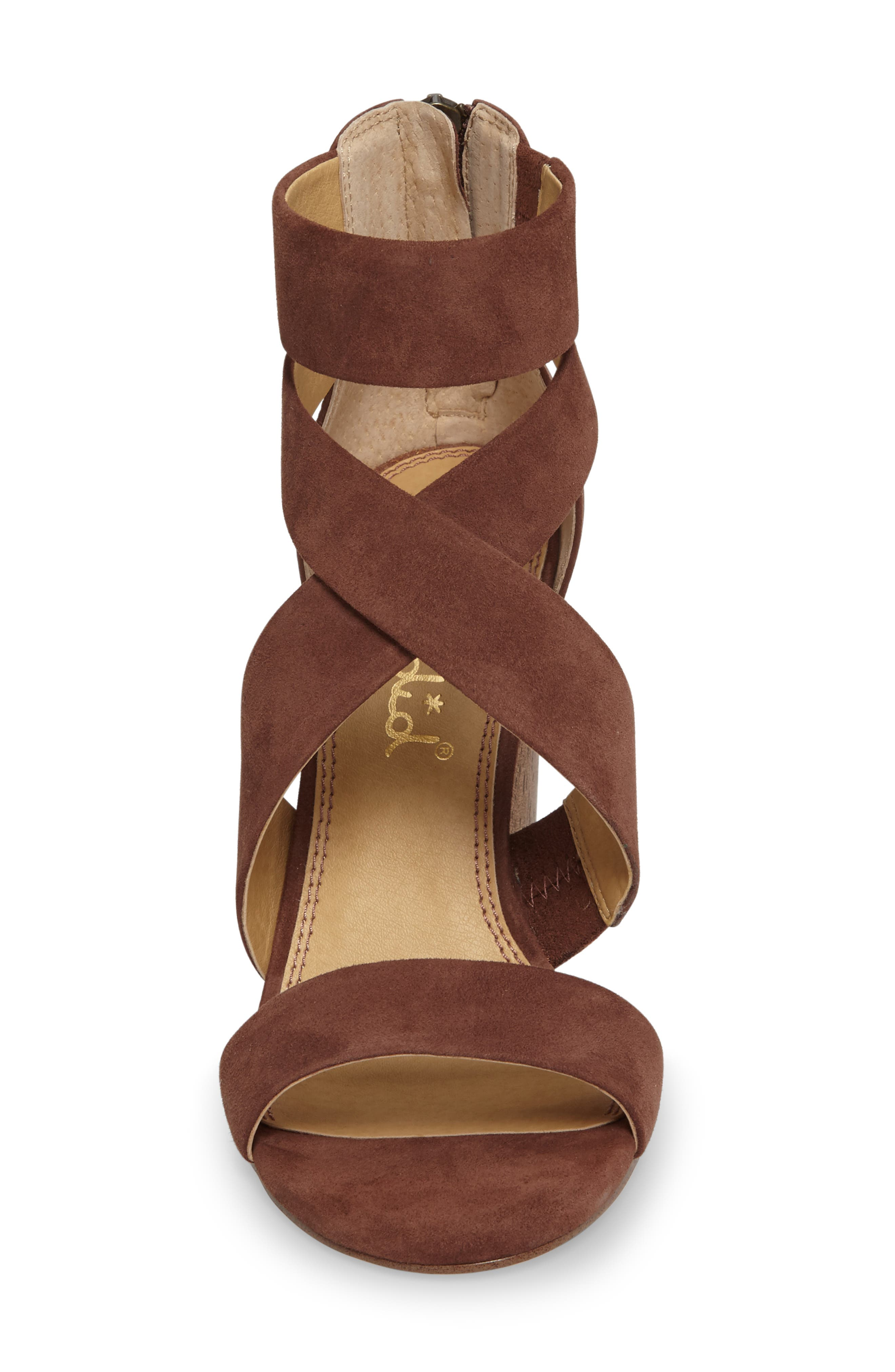 Alternate Image 3  - Splendid Jara Statement Heel Sandal (Women)