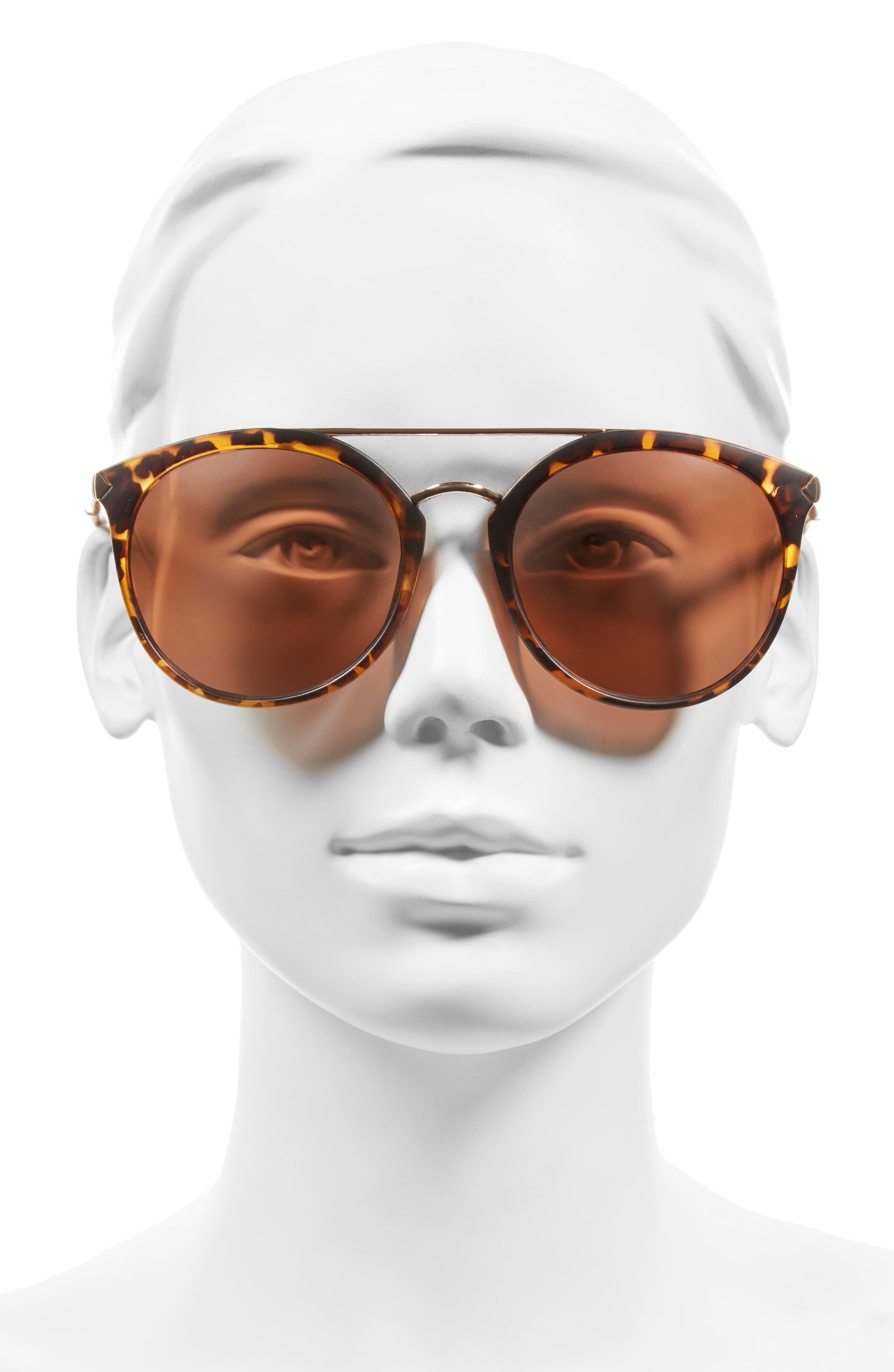 Alternate Image 2  - BP. 55mm Mirrored Sunglasses