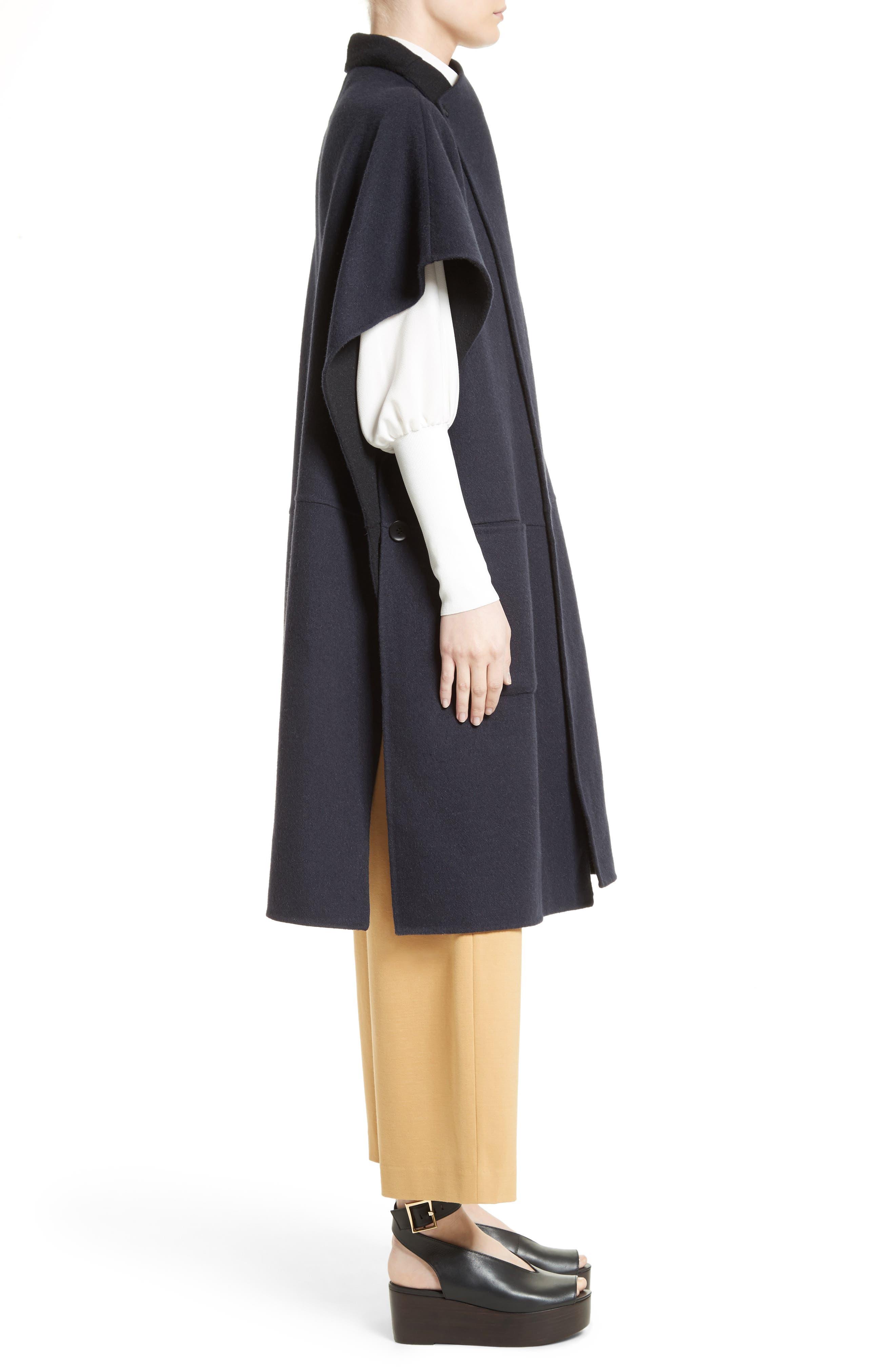 Alternate Image 3  - Tibi Wool & Angora Reversible Cape