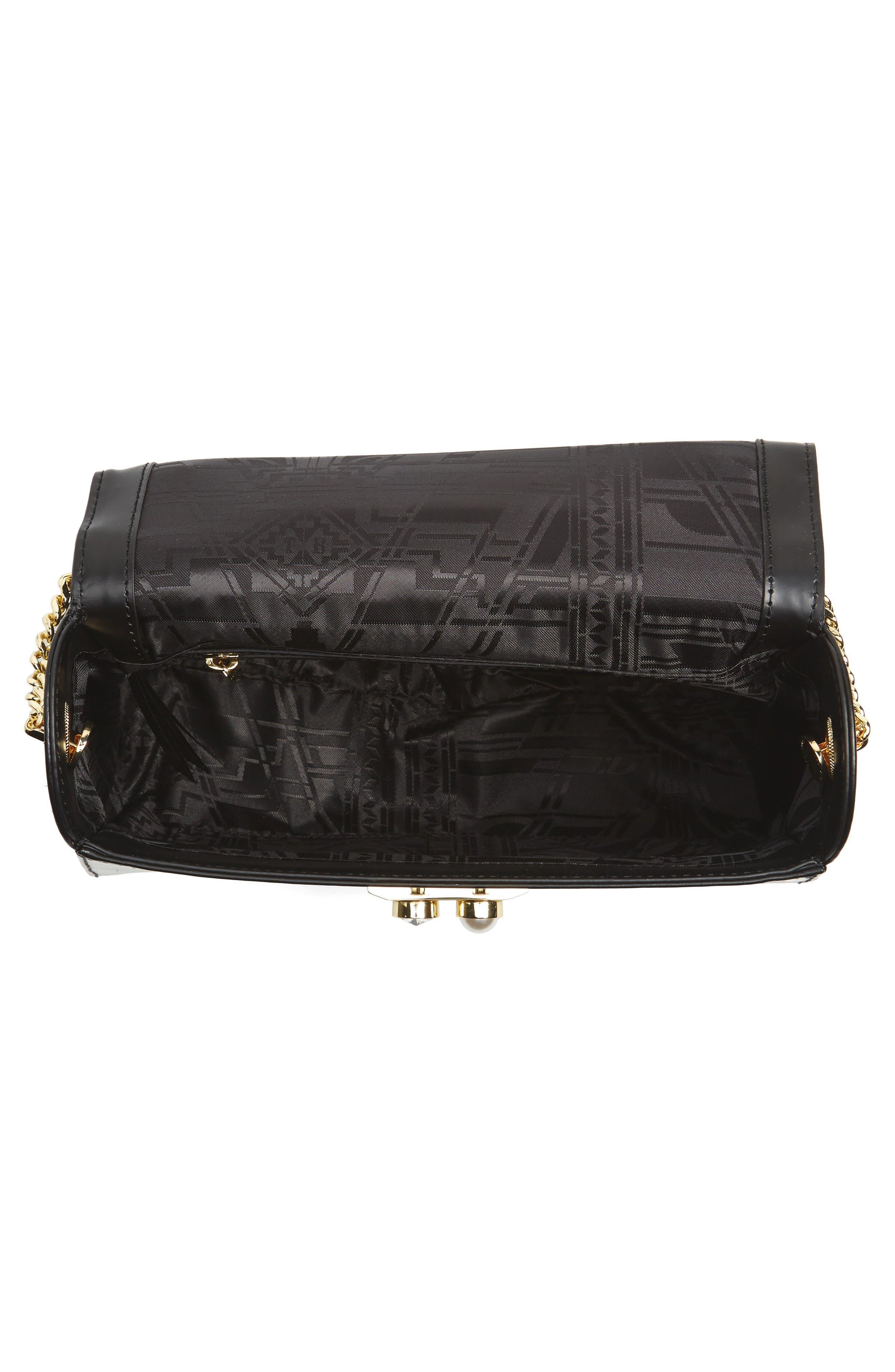 Alternate Image 4  - Ted Baker London Leather Top Handle Satchel
