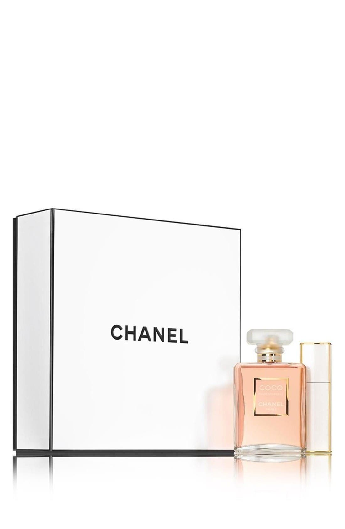Alternate Image 1 Selected - CHANEL COCO MADEMOISELLE  Travel Spray Set