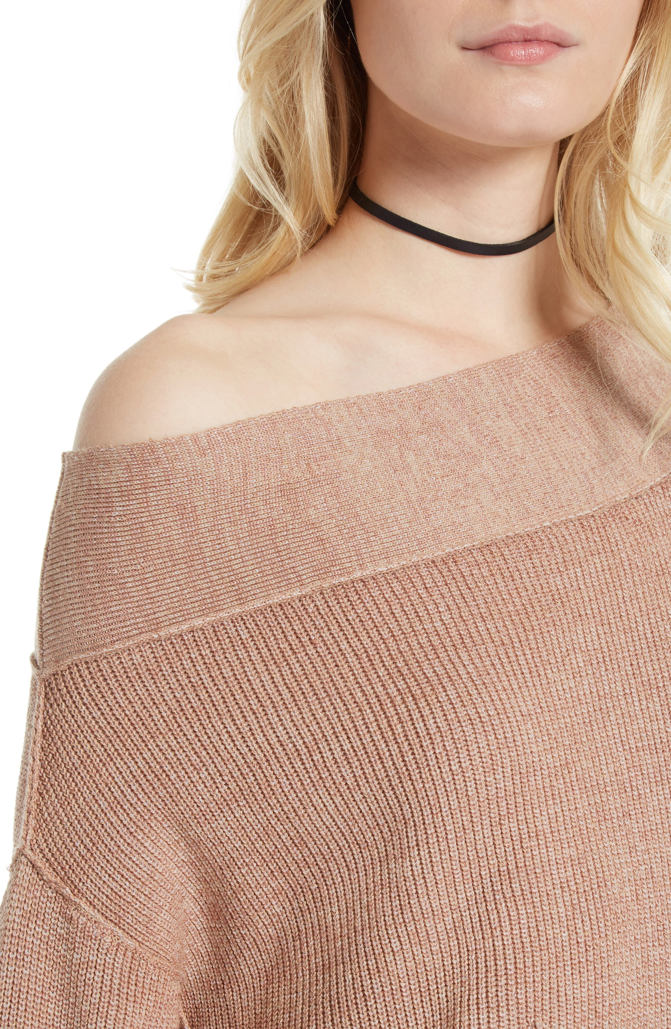 Alternate Image 4  - Free People Alana Pullover Sweater