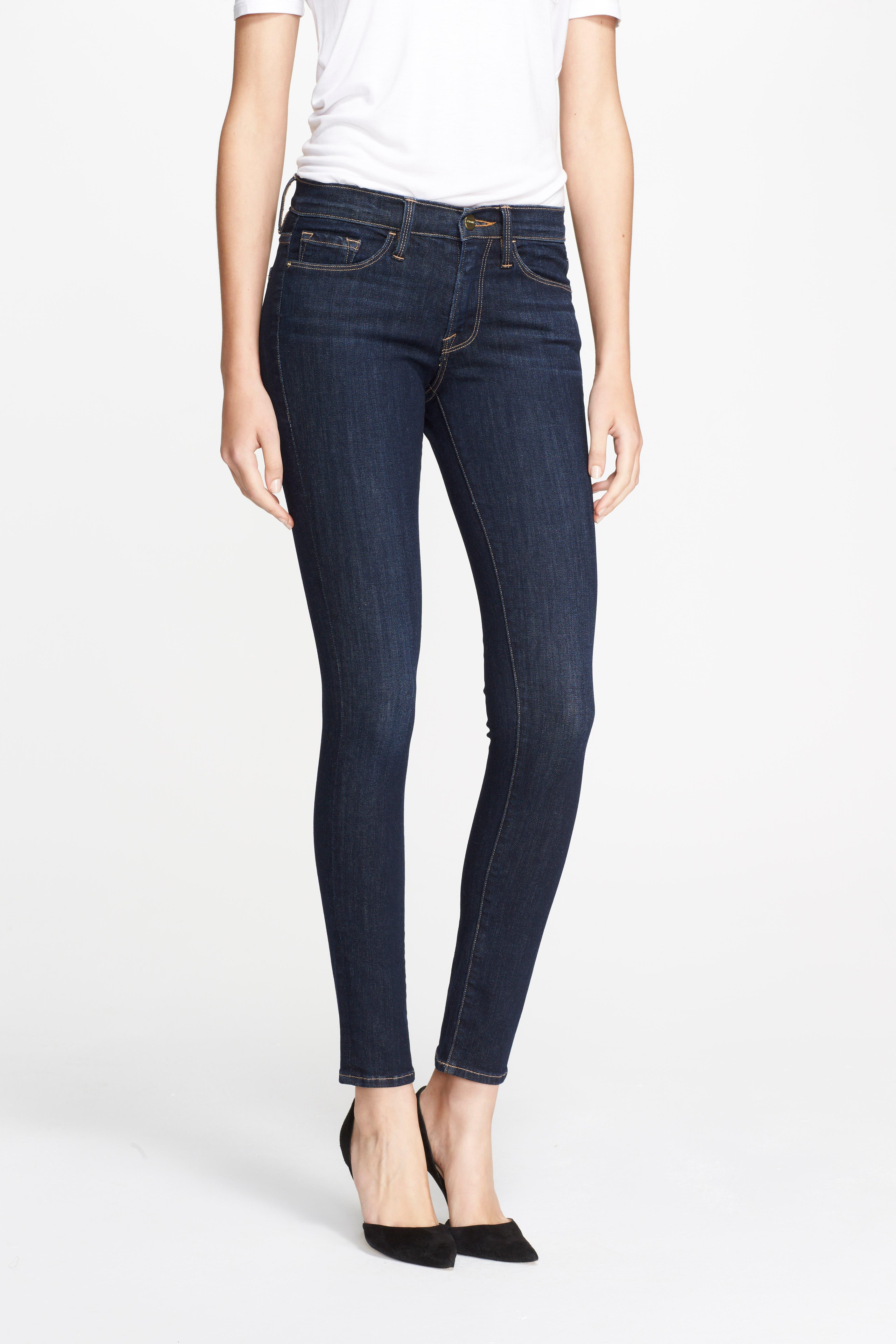 Le High Skinny. Le Haut Maigre. - Size 28 (also In 29,30) Frame Denim - La Taille 28 (également En 29,30) Cadre Denim