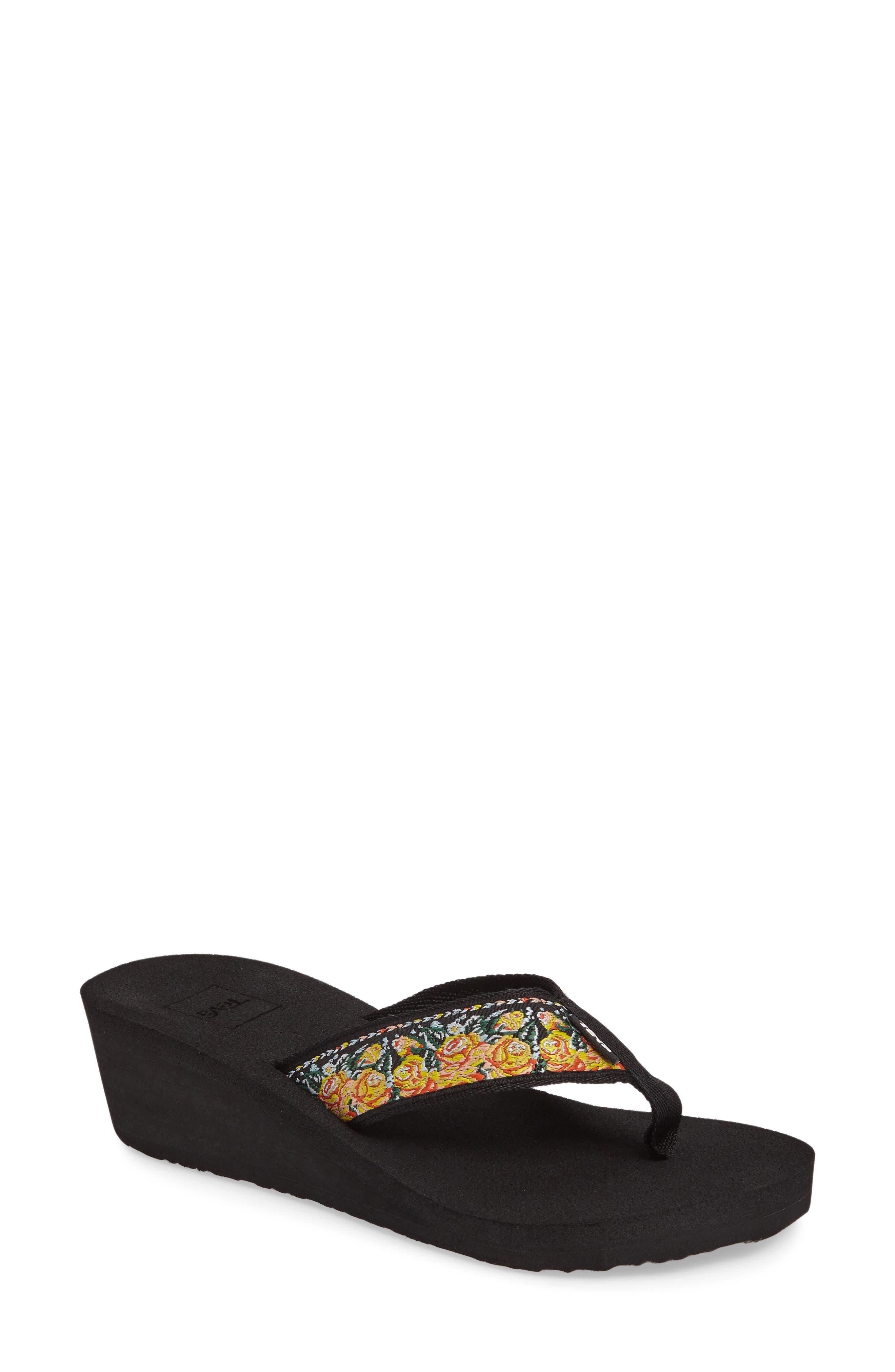 Teva Mush Mandalyn II Wedge Sandal (Women)