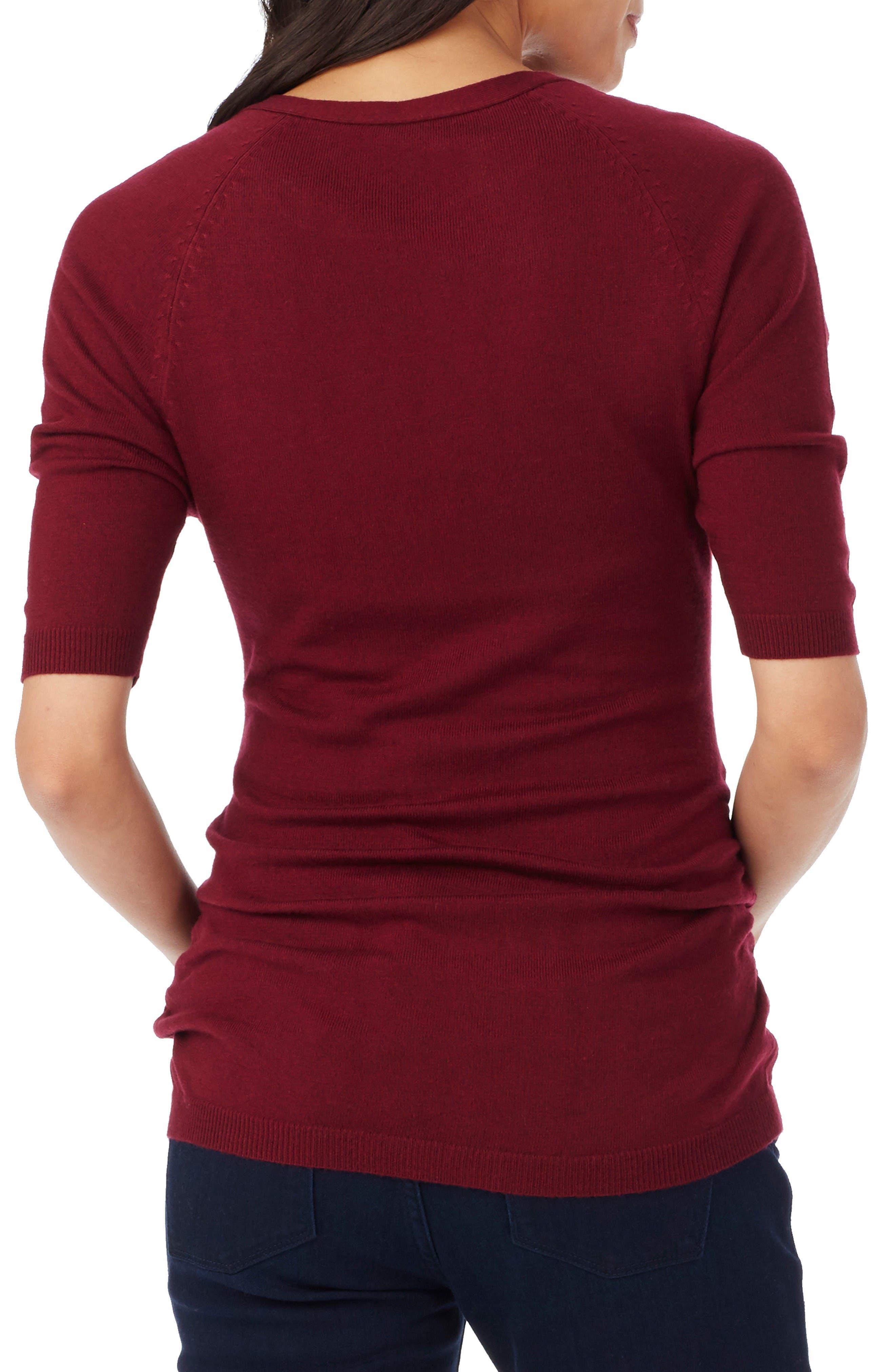 Alternate Image 2  - Rosie Pope 'Hepburn' Maternity Sweater