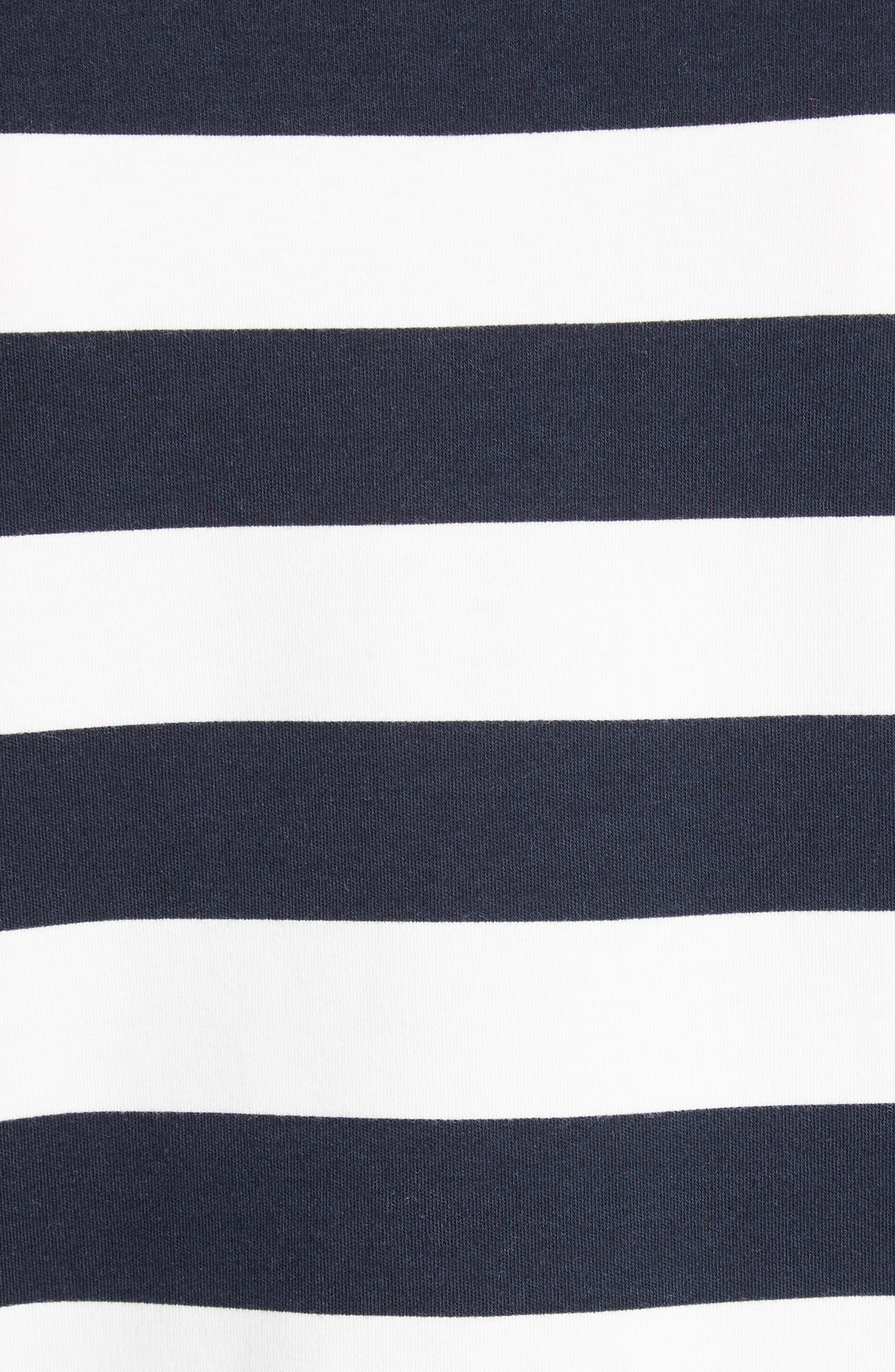 Alternate Image 6  - See by Chloé Stripe Jersey Bell Sleeve Top (Nordstrom Exclusive)