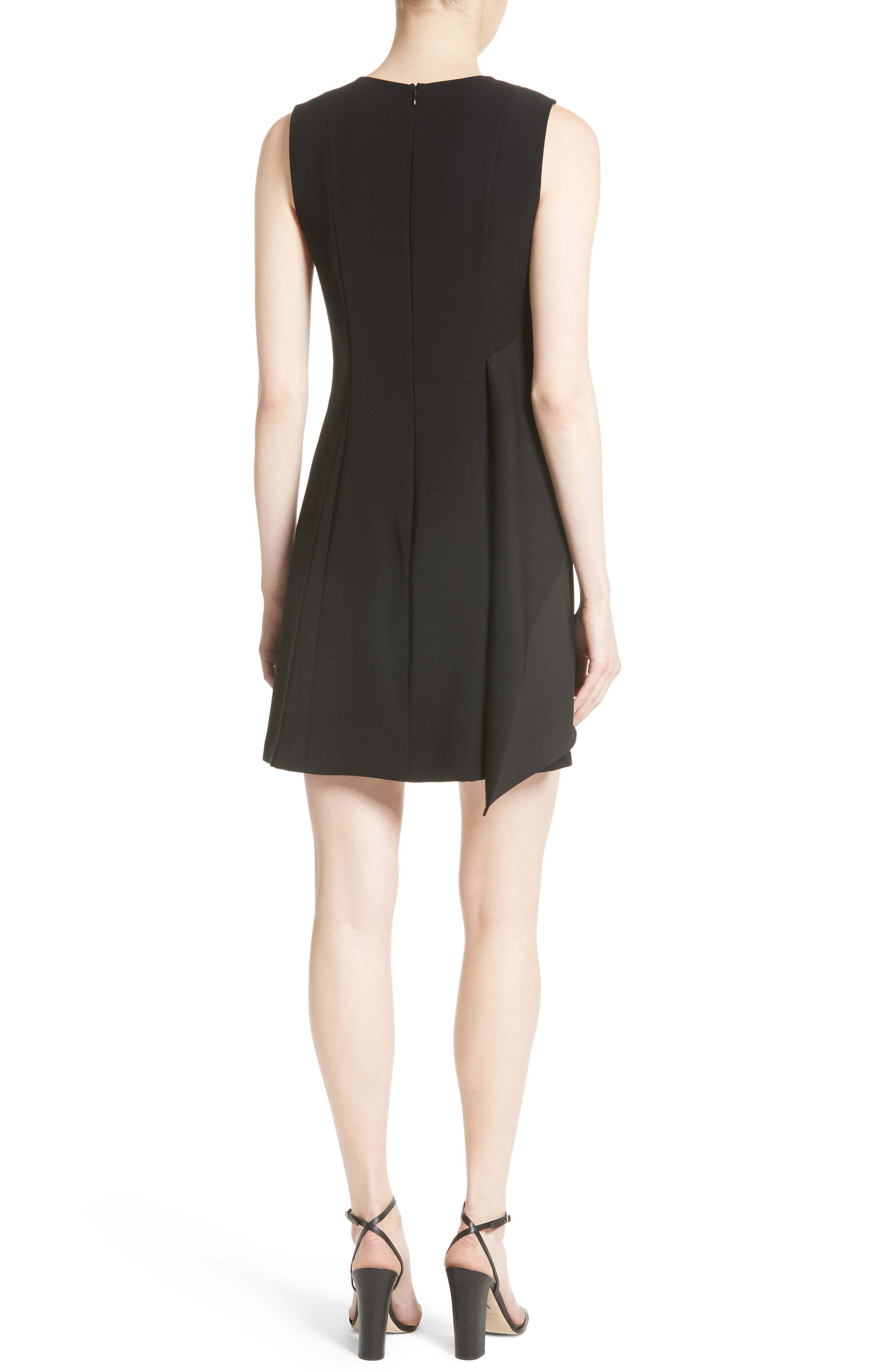 Alternate Image 2  - Diane von Furstenberg Ruffle Front Minidress