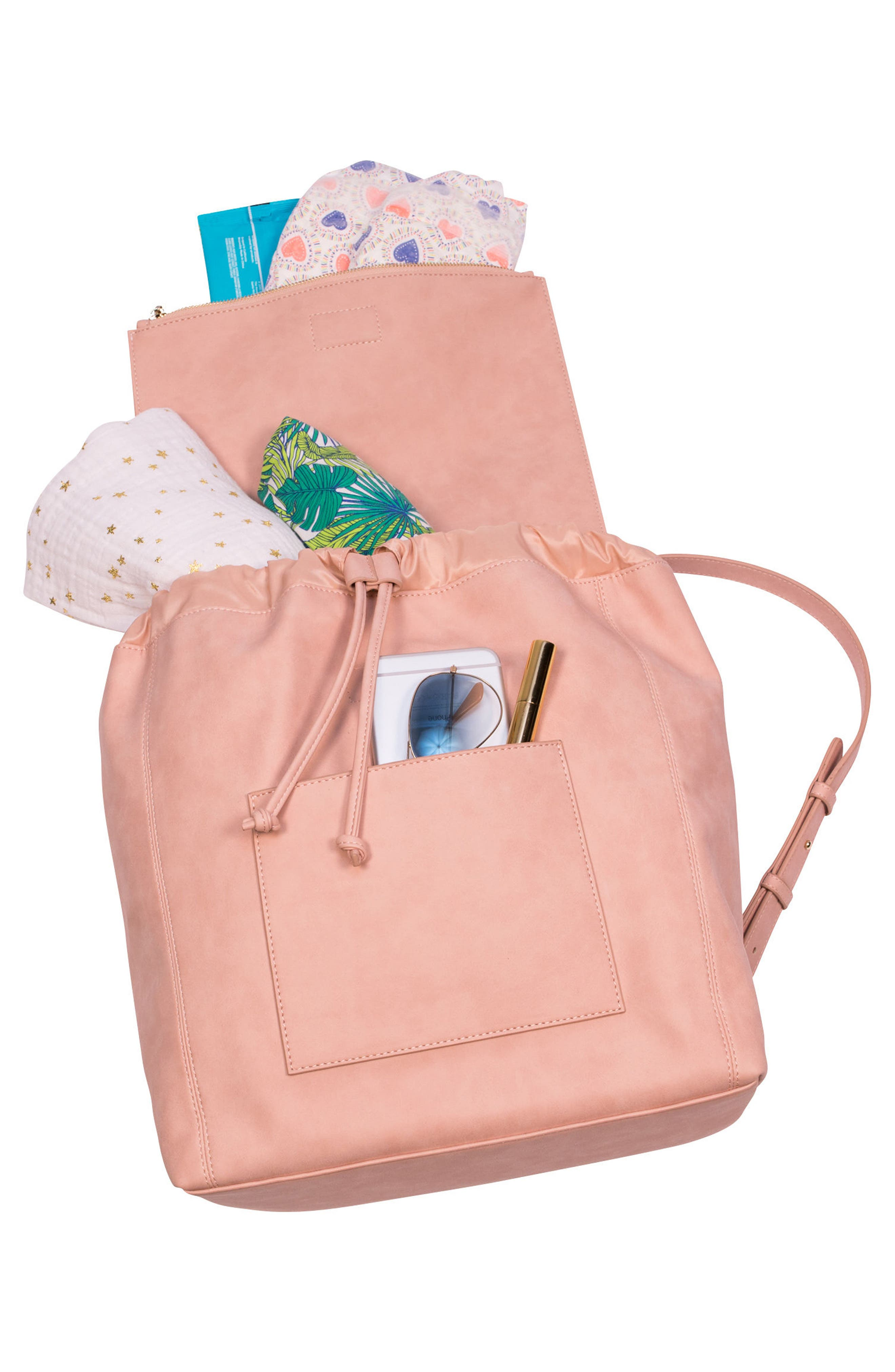 Alternate Image 5  - Rosie Pope Highbury Hill Diaper Backpack