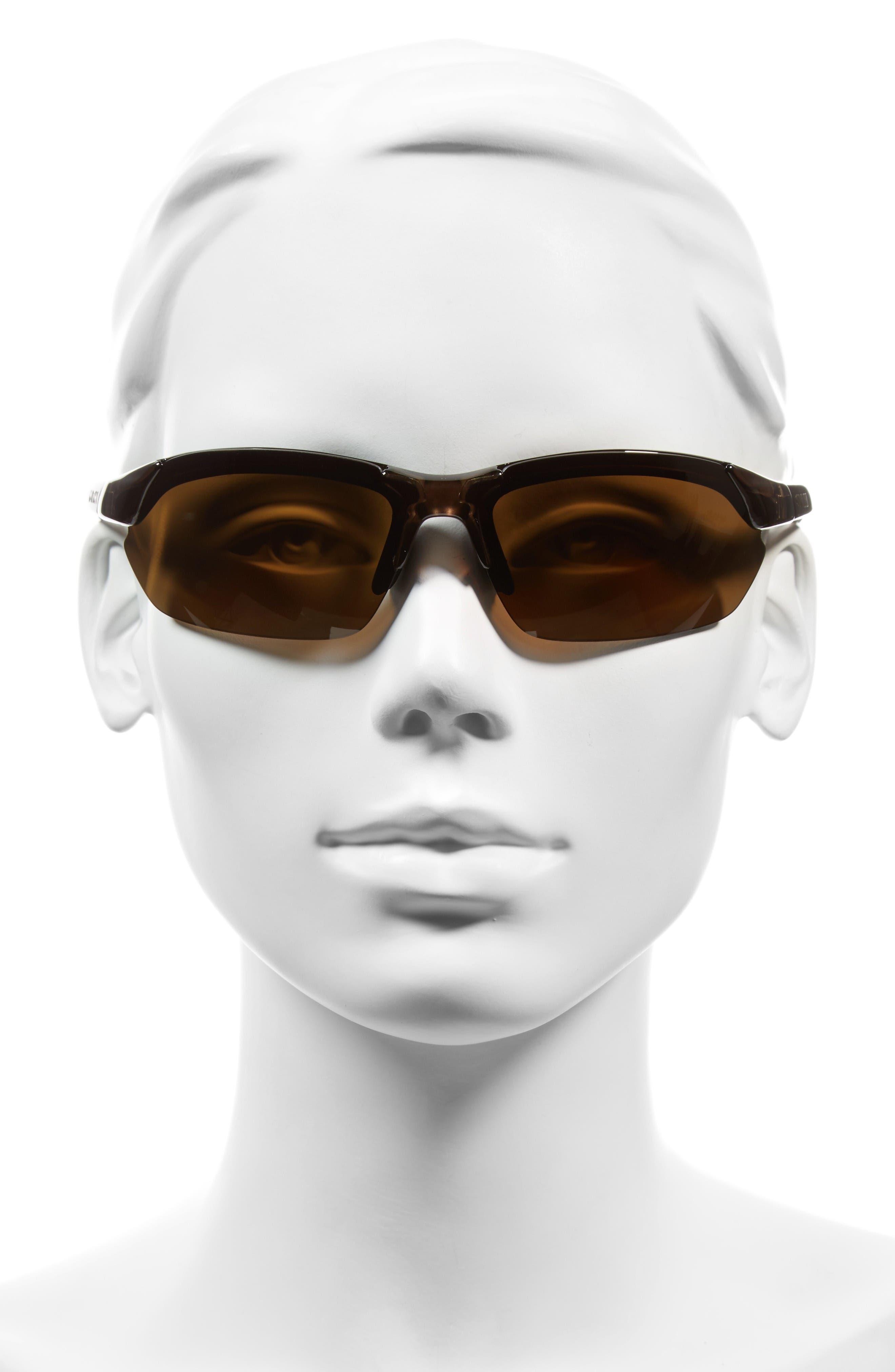 Alternate Image 2  - Smith Parallel Max 69mm Polarized Sunglasses