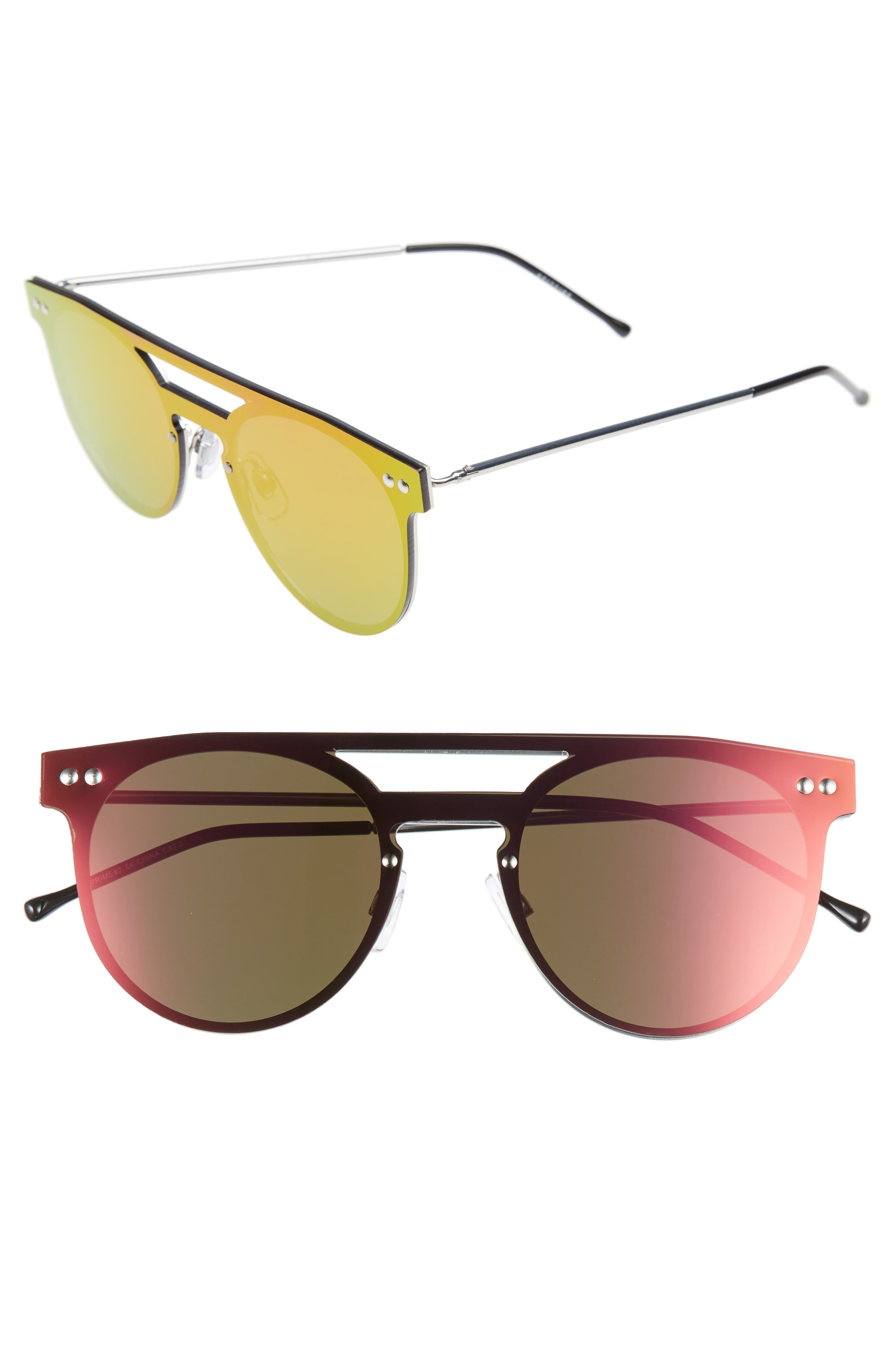 Spitfire Prime 49mm Frameless Sunglasses