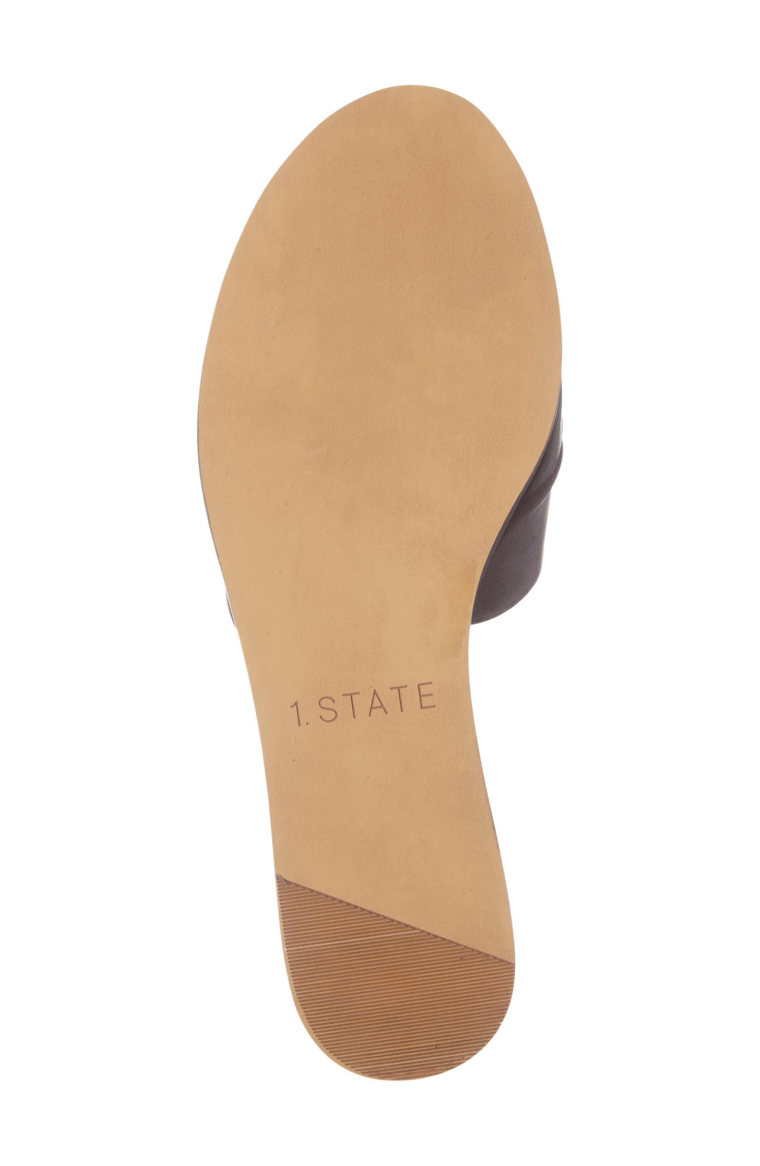 Alternate Image 4  - 1.STATE Chevonn Slide Sandal (Women)