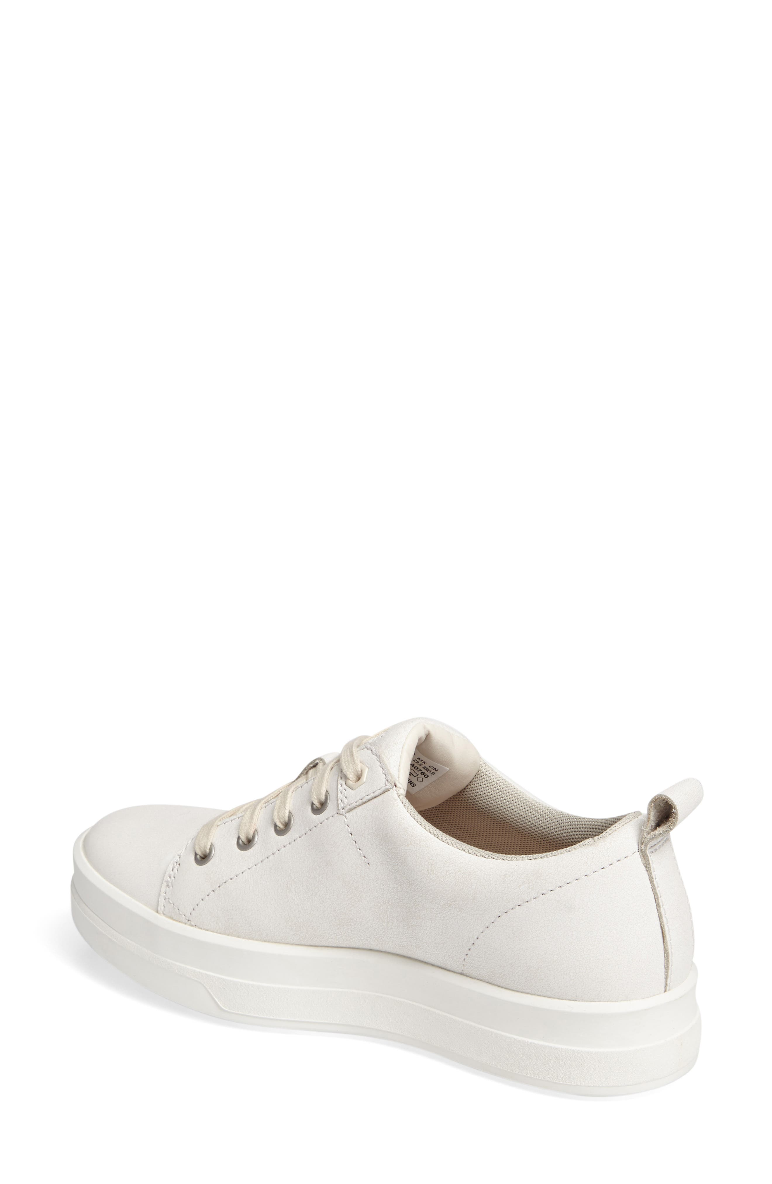 Mayliss Oxford Sneaker,                             Alternate thumbnail 2, color,                             White Mystic Snake Suede