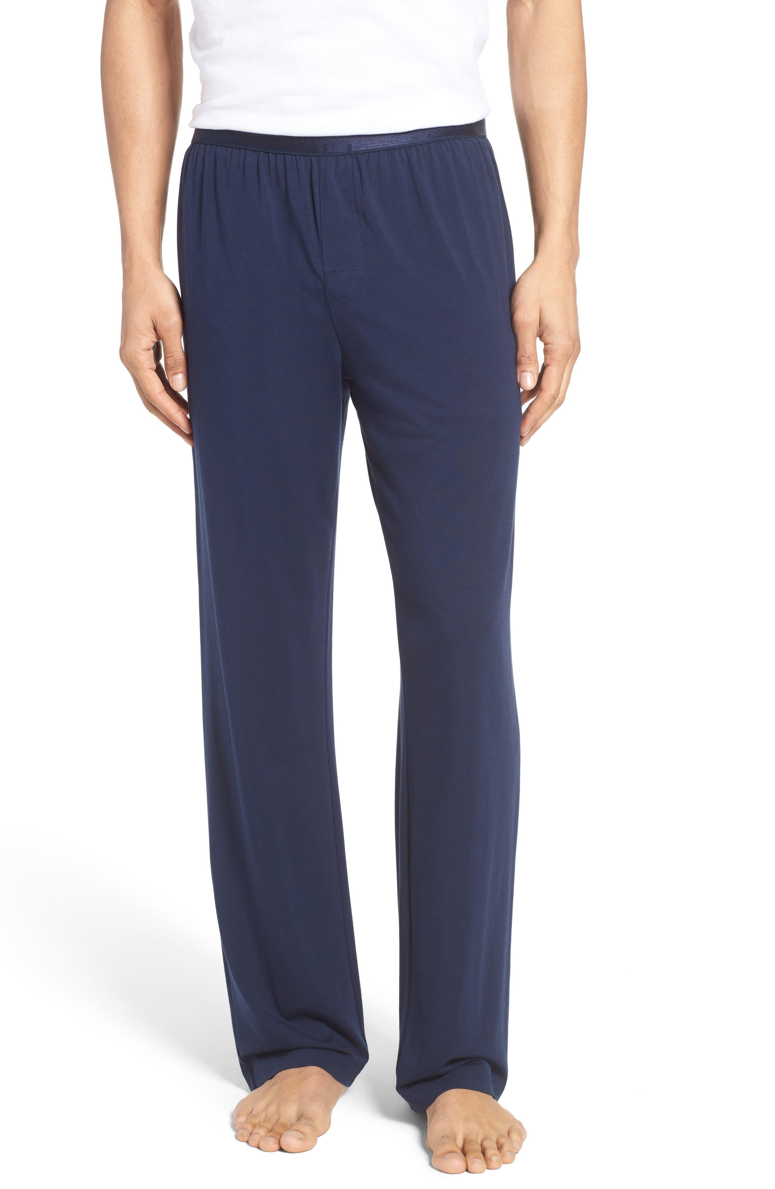 Alternate Image 1 Selected - Nordstrom Men's Shop Micromodal Blend Lounge Pants