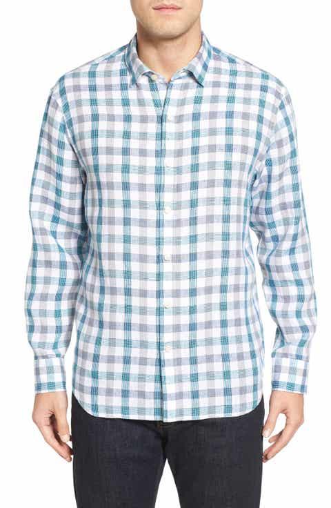 Shirts For Men Men S Tommy Bahama Linen Shirts Nordstrom
