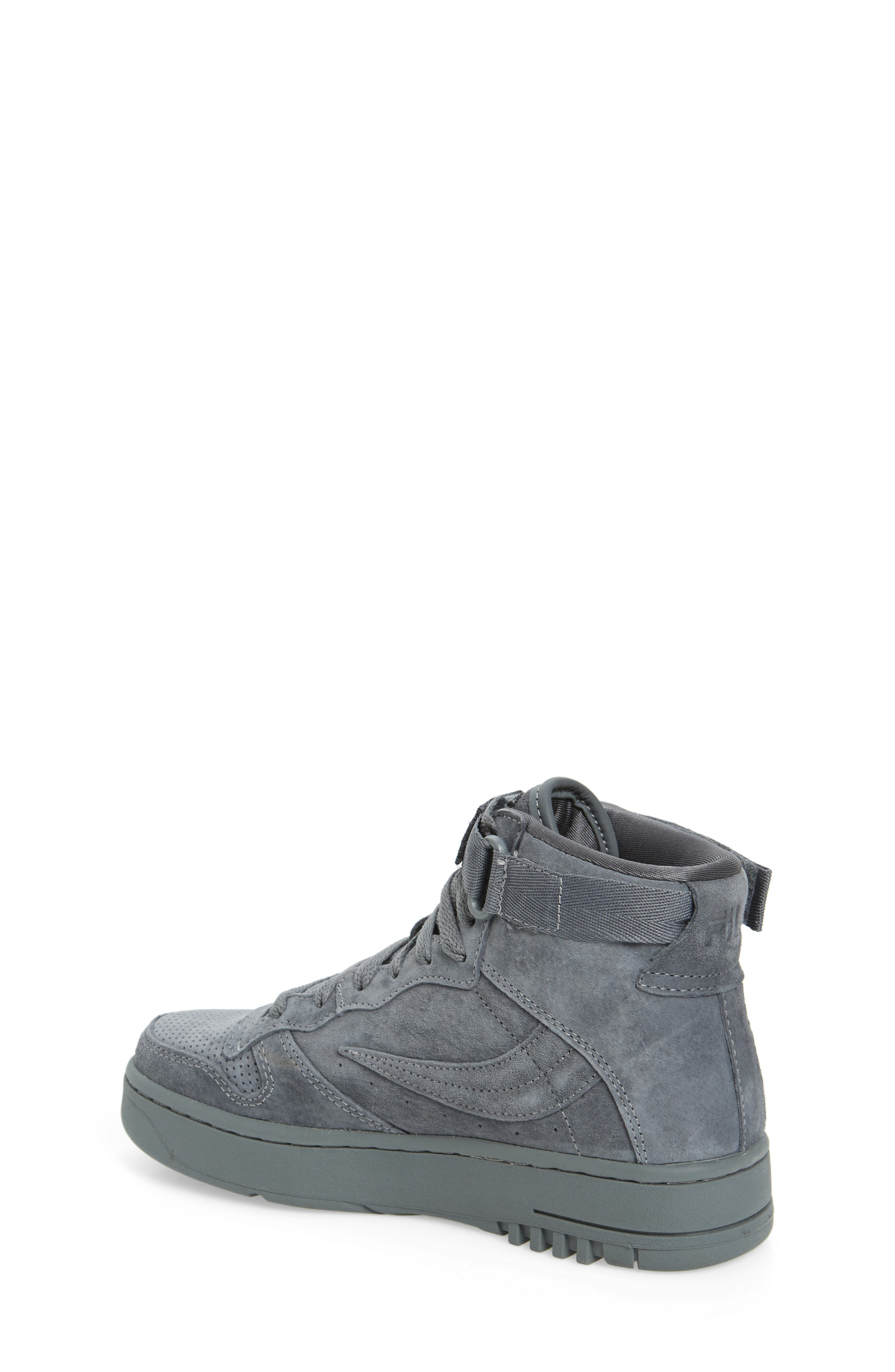 Alternate Image 2  - Fila USA FX-100 High Top Sneaker (Big Kid)