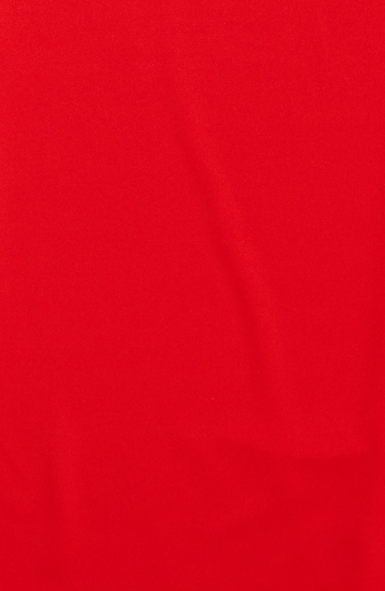 Aggrolite Rashguard,                             Alternate thumbnail 2, color,                             Red