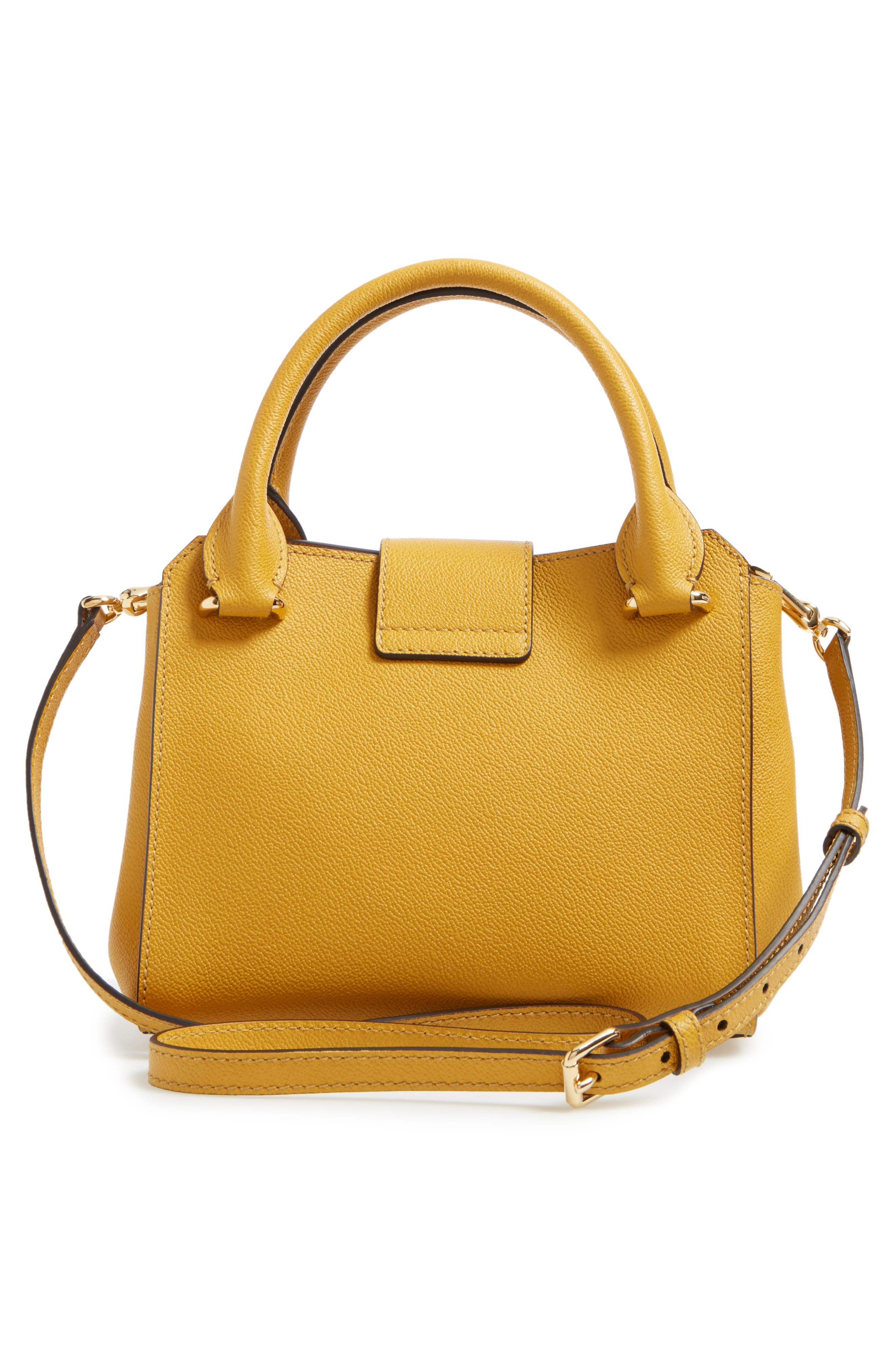 Alternate Image 3  - Burberry Small Calfskin Leather Tote