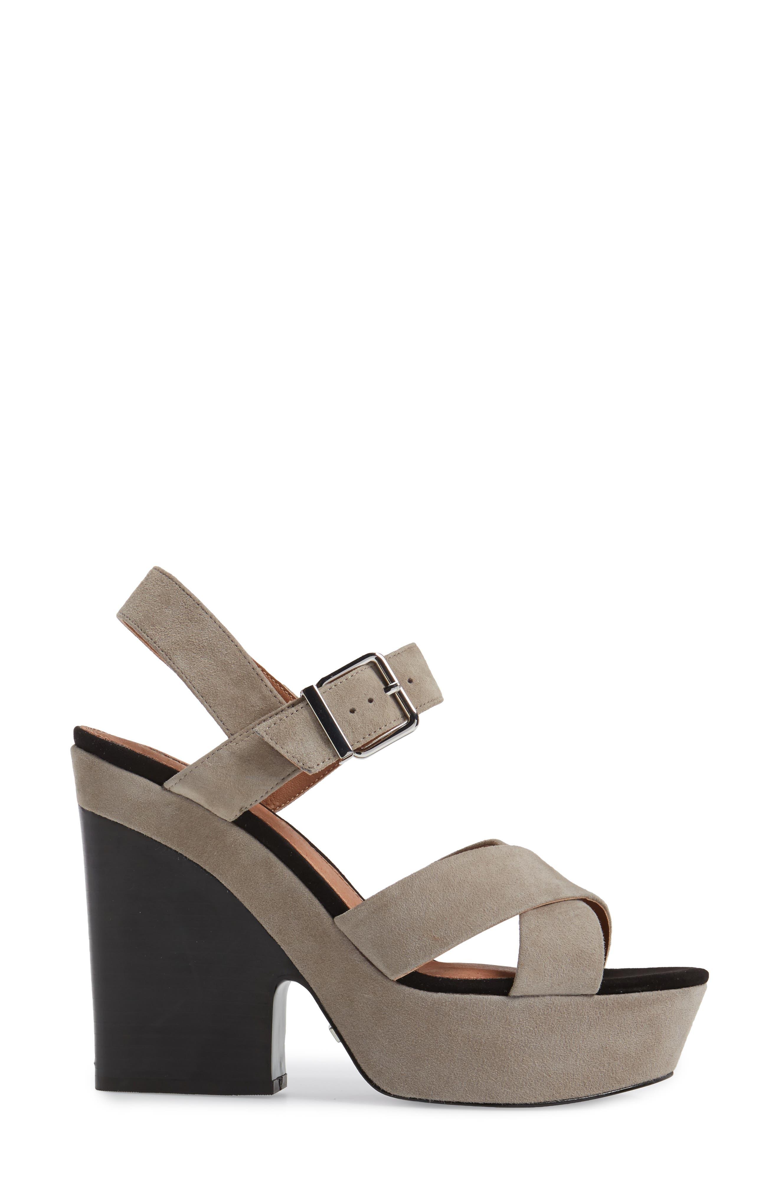 Alternate Image 3  - Topshop Layla Platform Sandal (Women)