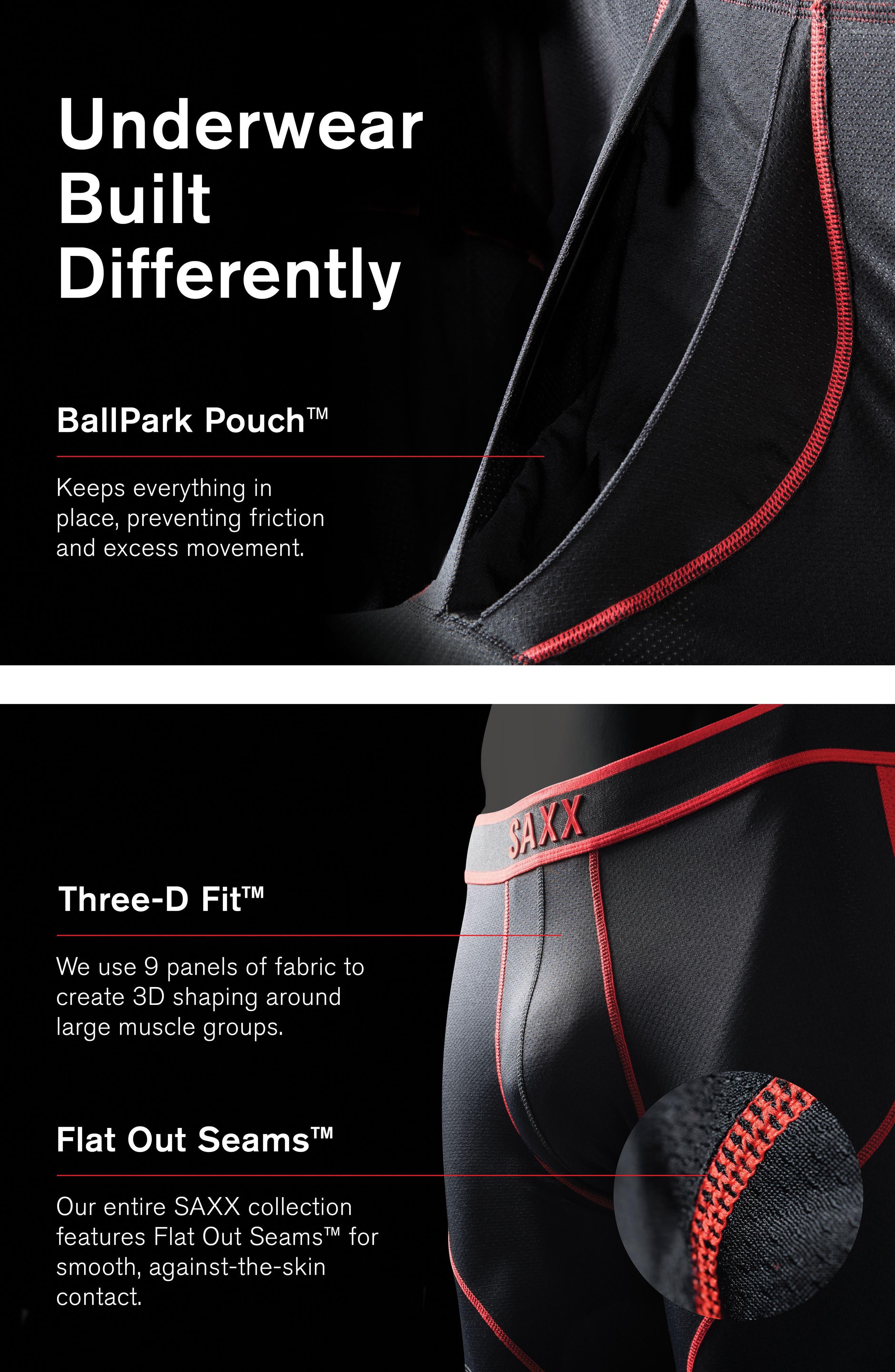 Alternate Image 2  - SAXX 'Ultra' Stretch Boxer Briefs