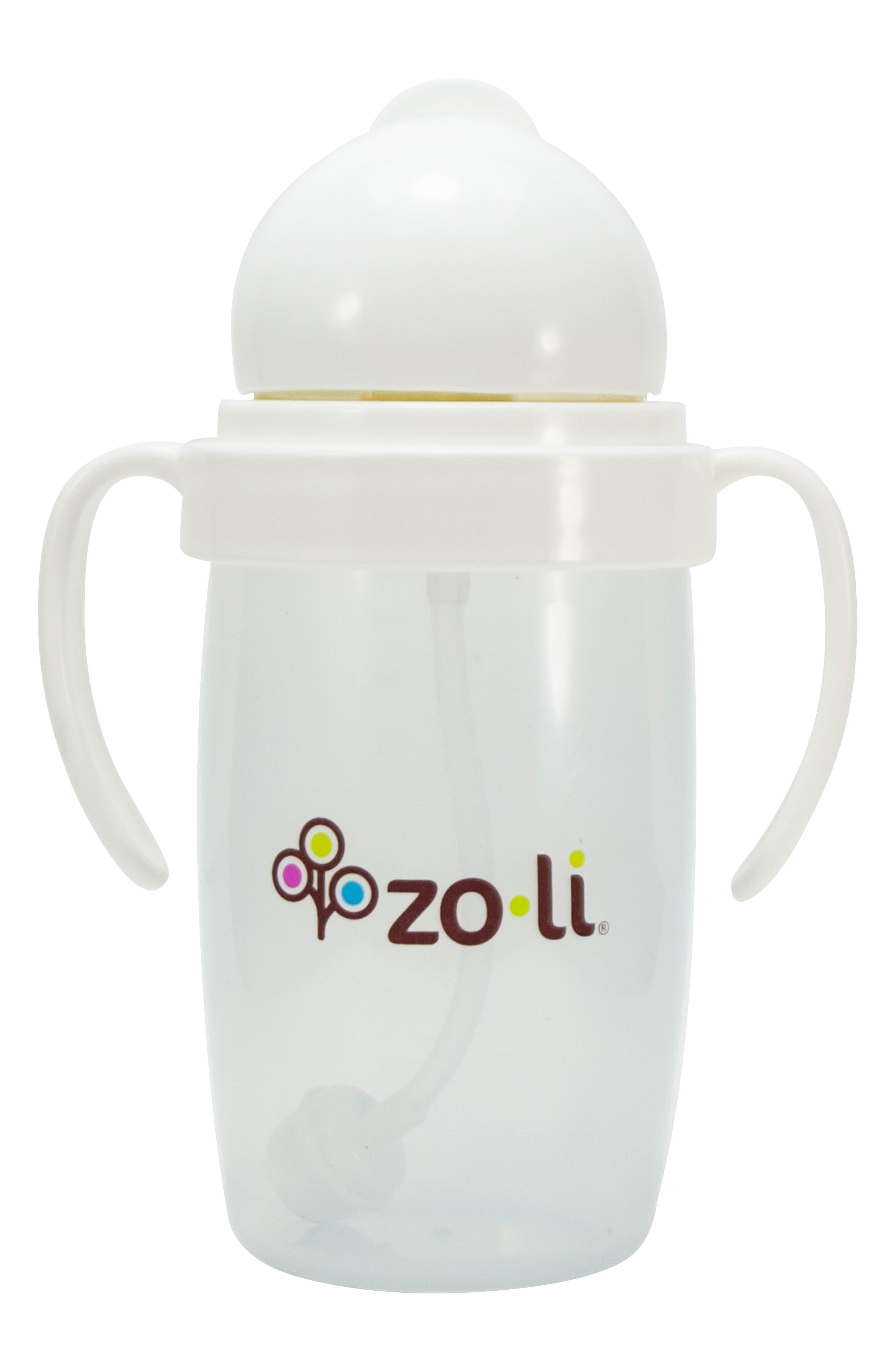 BOT 2.0 Sippy Cup,                             Main thumbnail 1, color,                             White