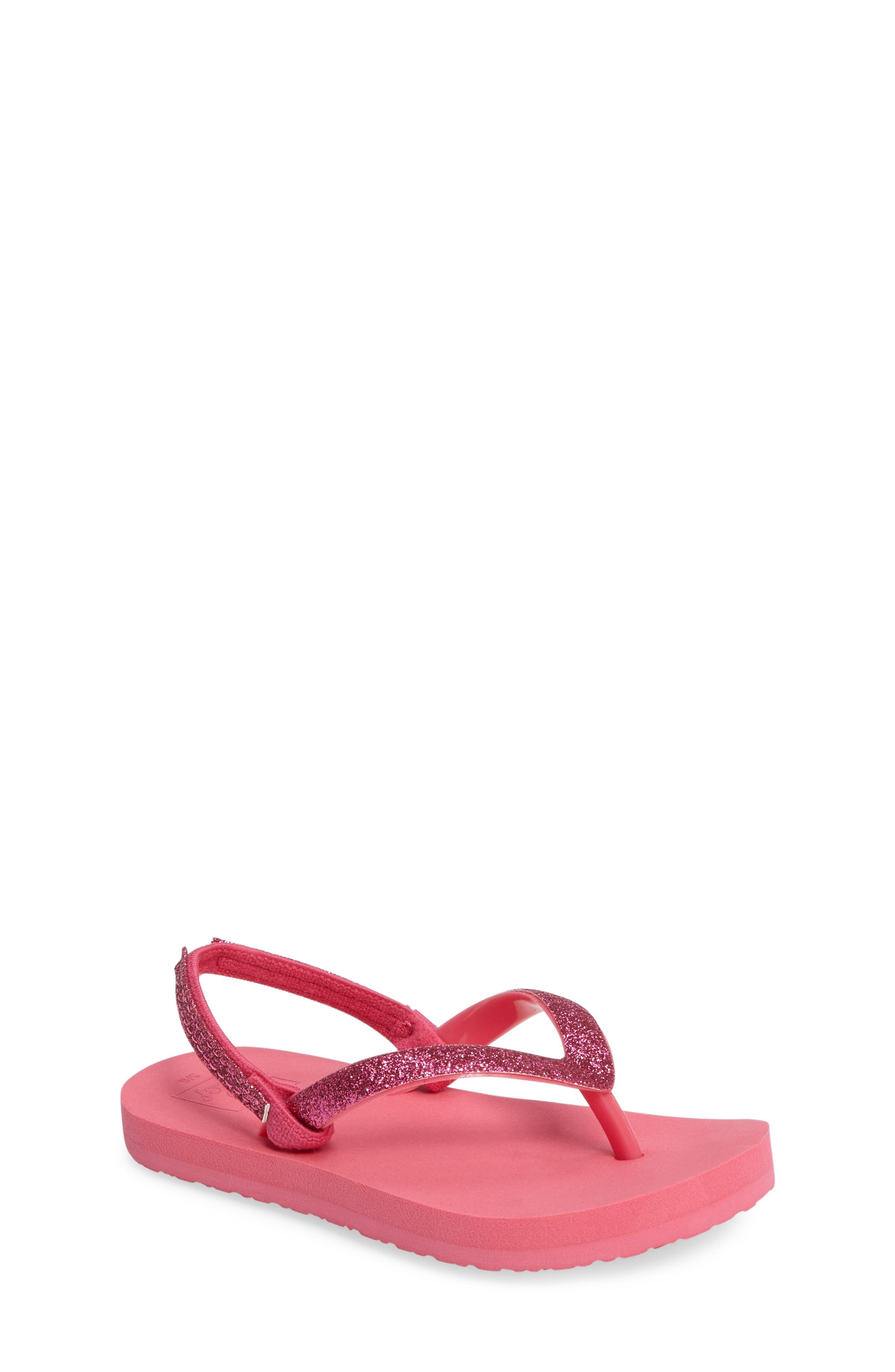 REEF Little Stargazer Glitter Sandal