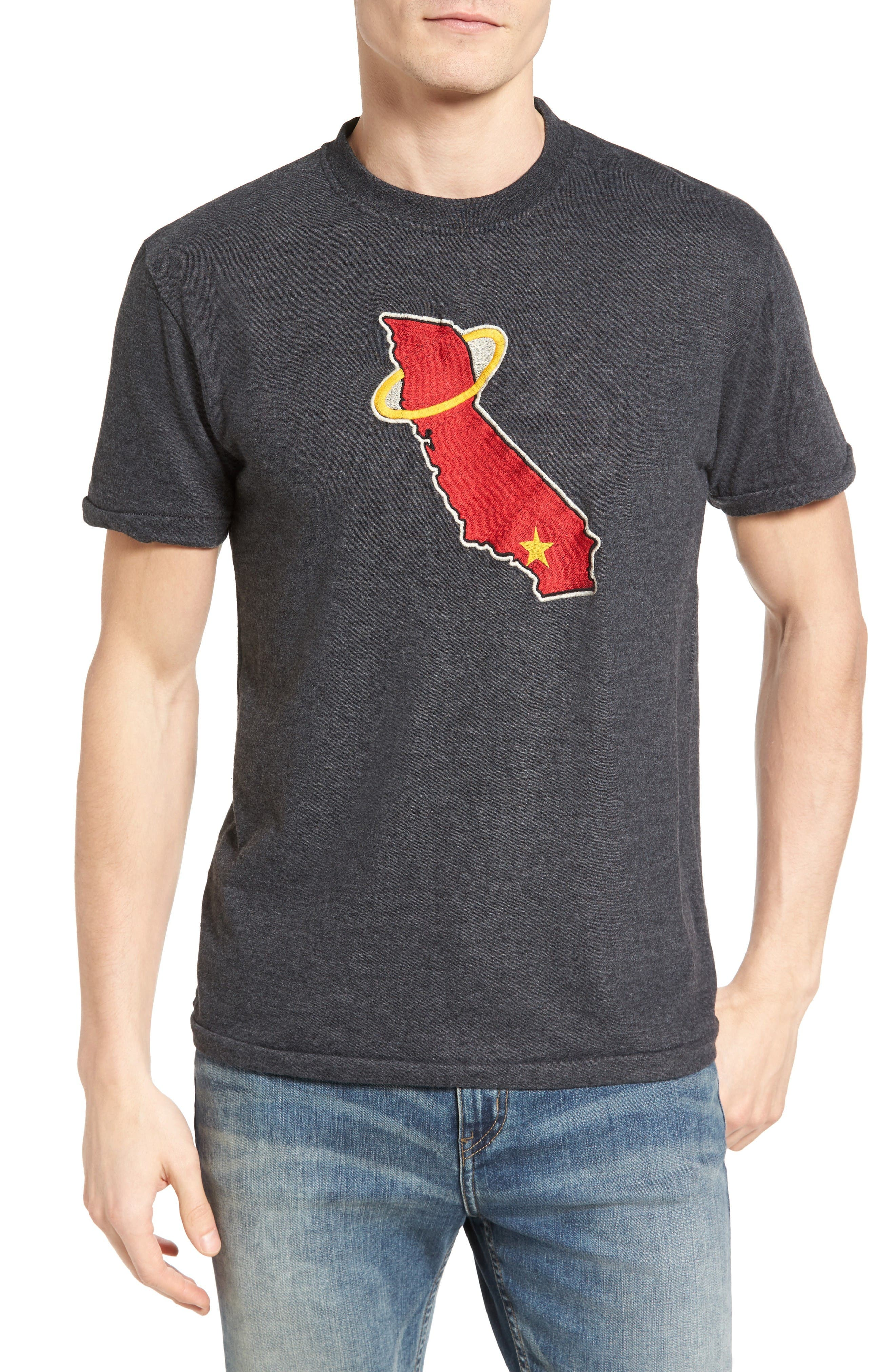 Alternate Image 1 Selected - American Needle Hillwood Los Angeles Angels of Anaheim T-Shirt