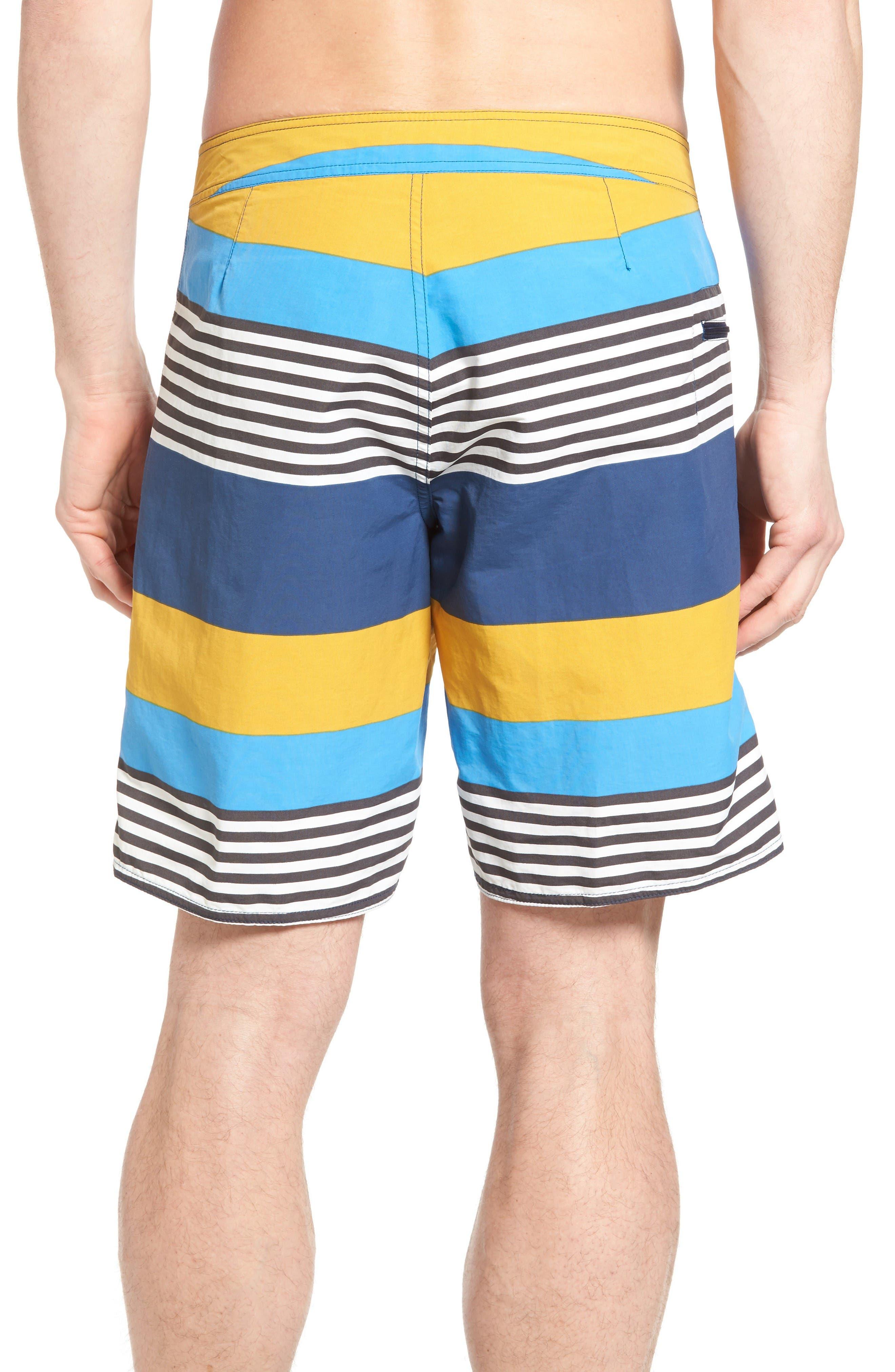 Wavefarer Board Shorts,                             Alternate thumbnail 2, color,                             Yurt Yellow