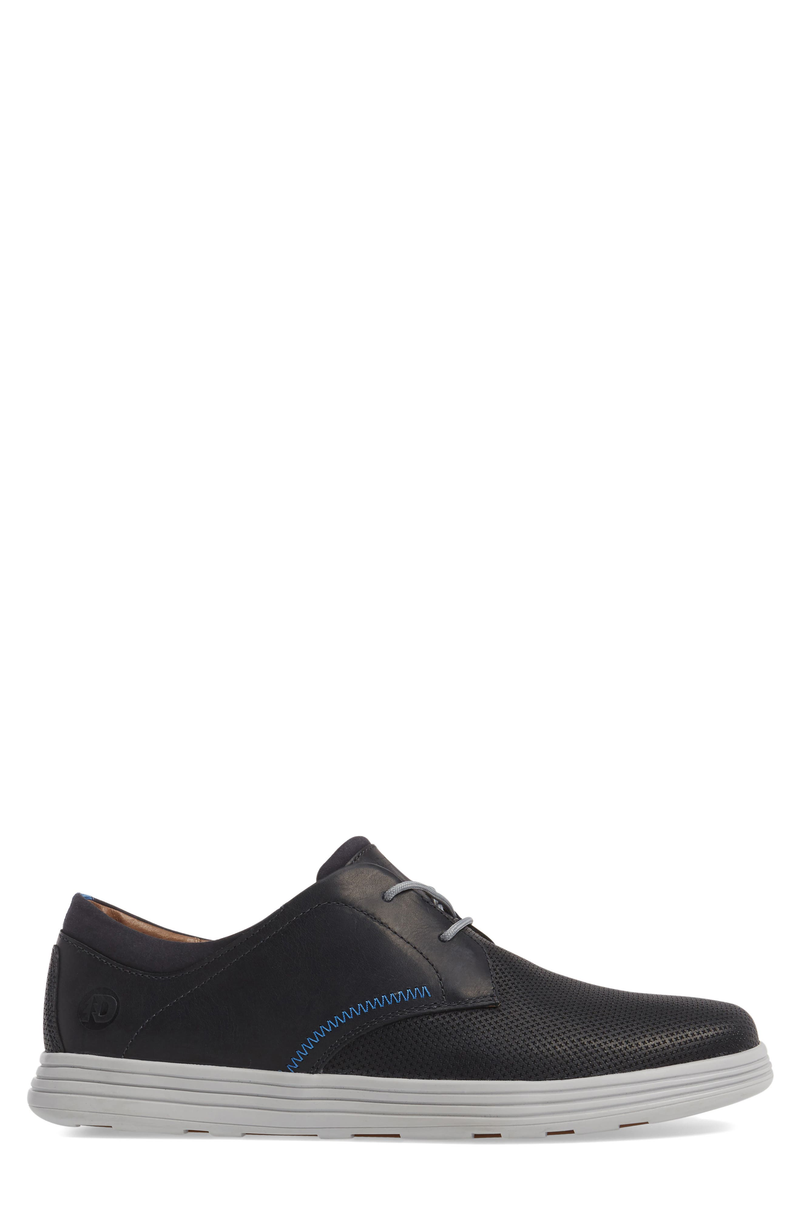 Colchester Embossed Oxford,                             Alternate thumbnail 3, color,                             Blue