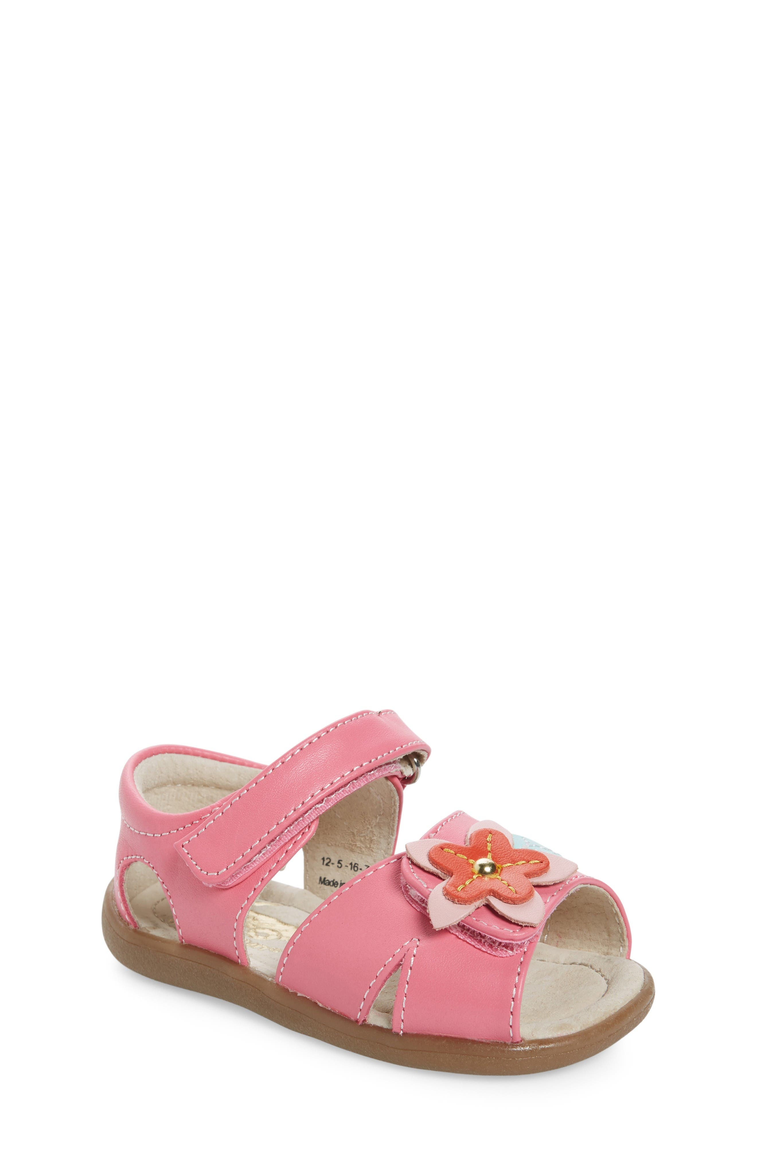 See Kai Run Avery Sandal (Baby, Walker & Toddler)