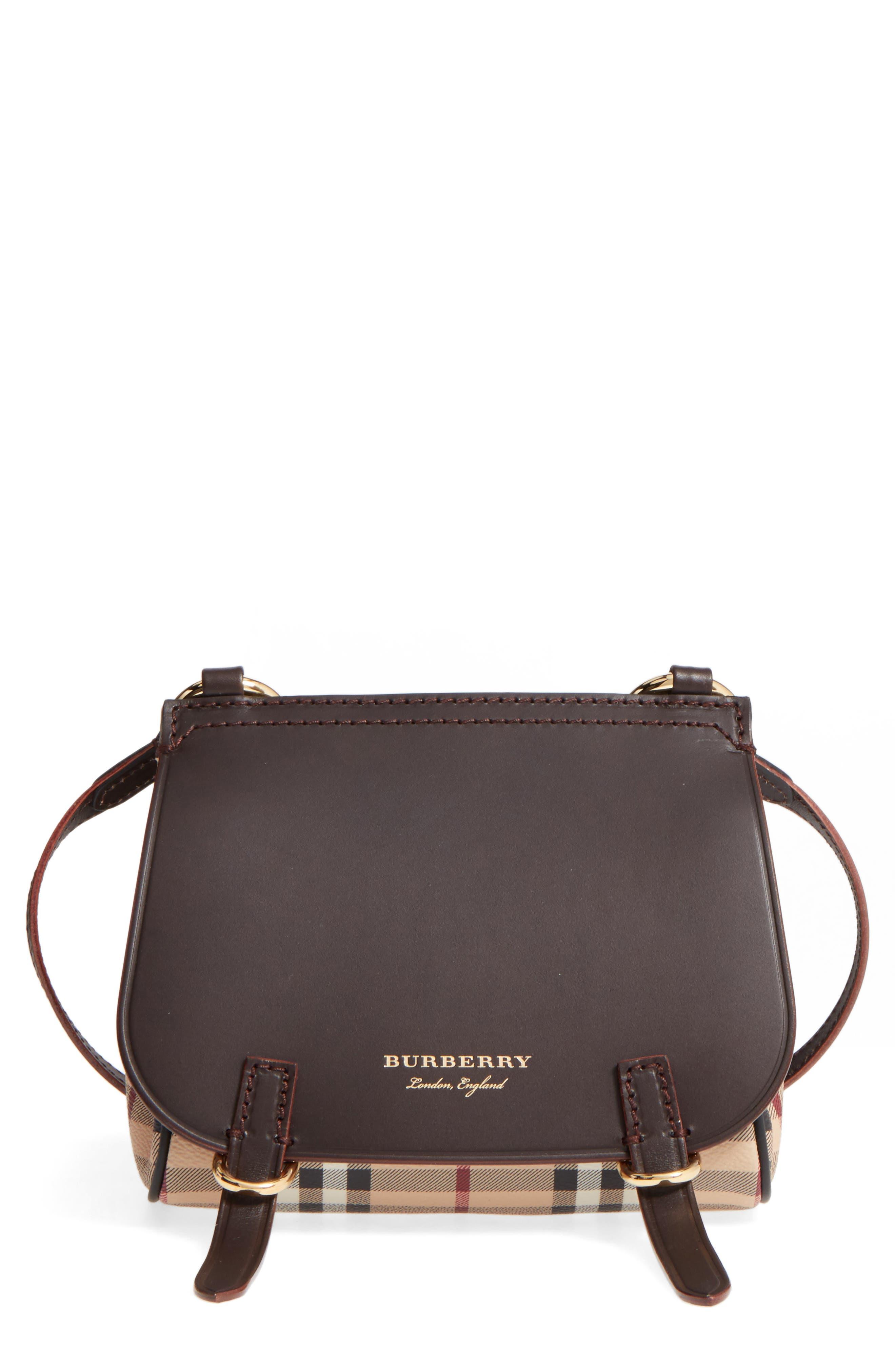 Burberry Bridle Shoulder Bag