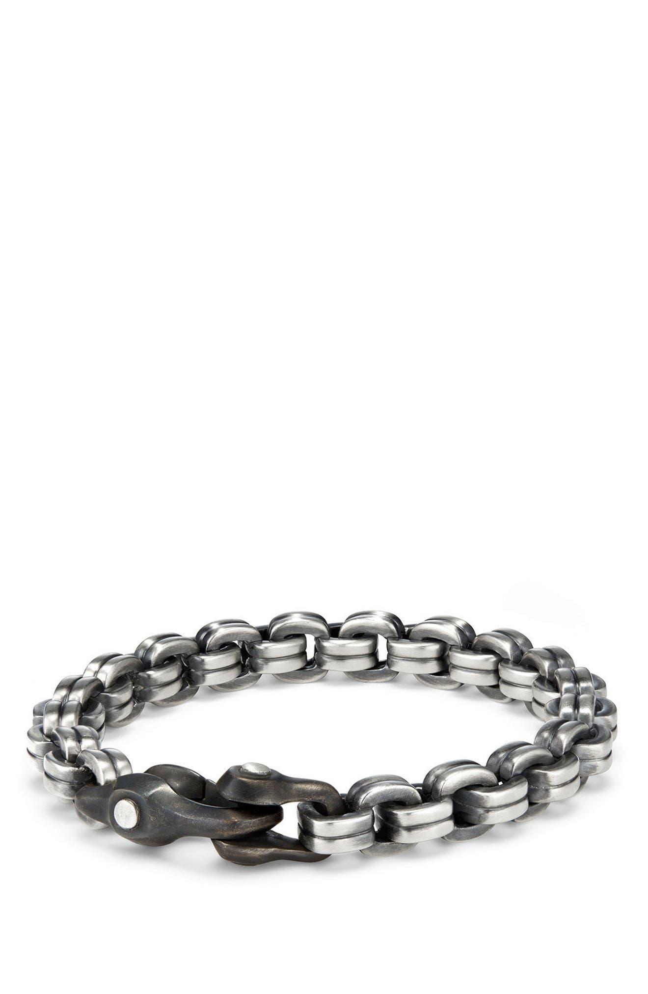 DAVID YURMAN Anvil Chain Bracelet