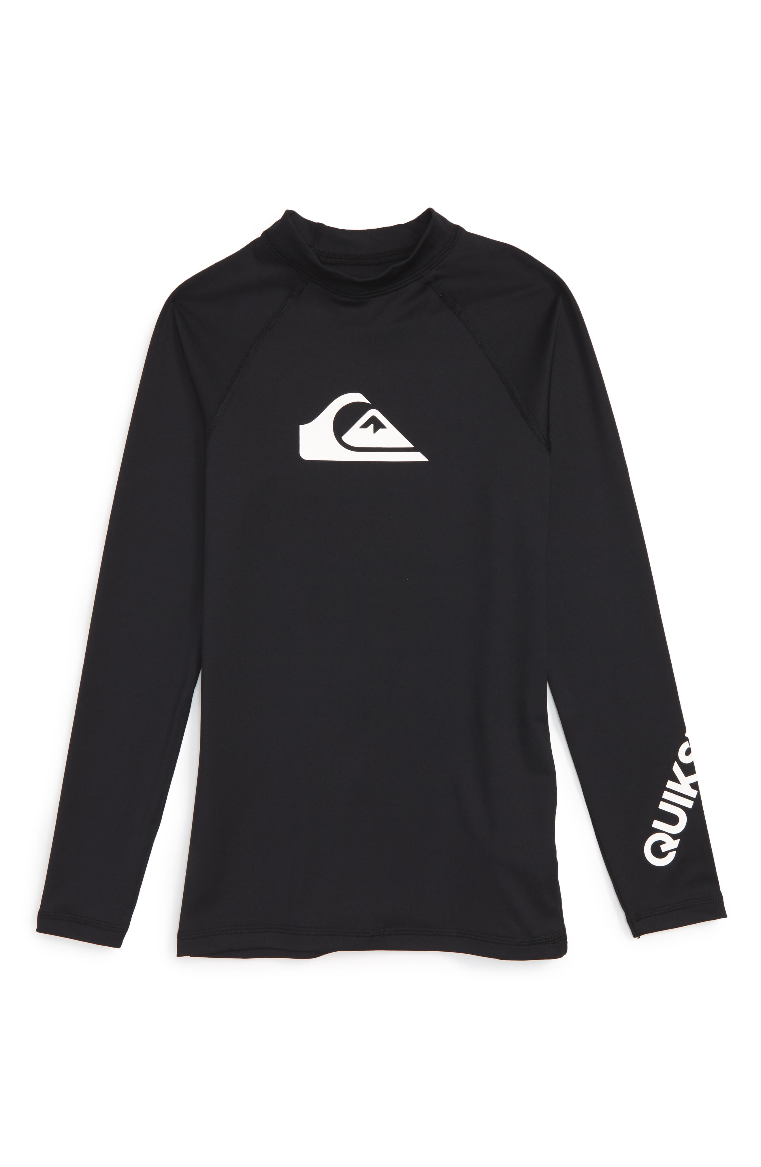 Quiksilver All Time Rashguard (Big Boys)