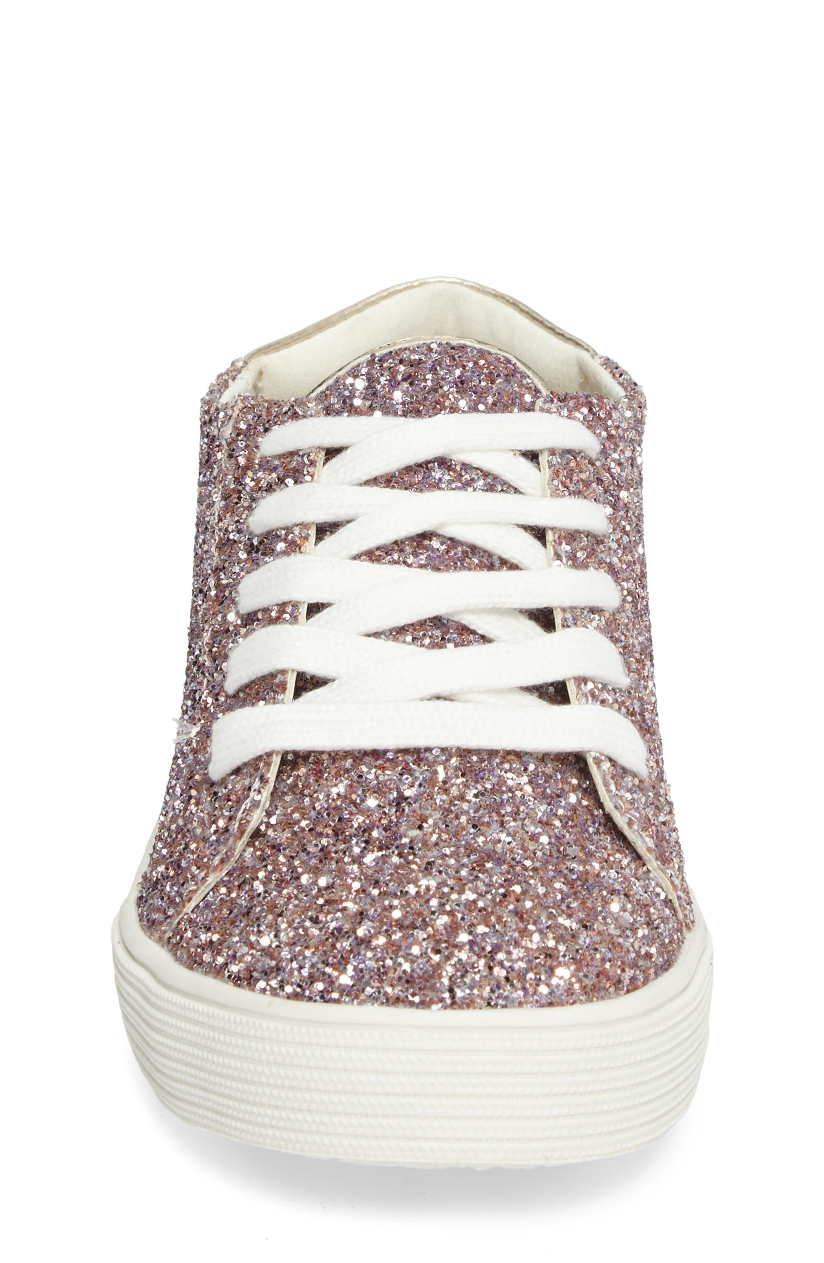 Kam Sneaker,                             Alternate thumbnail 4, color,                             Champagne