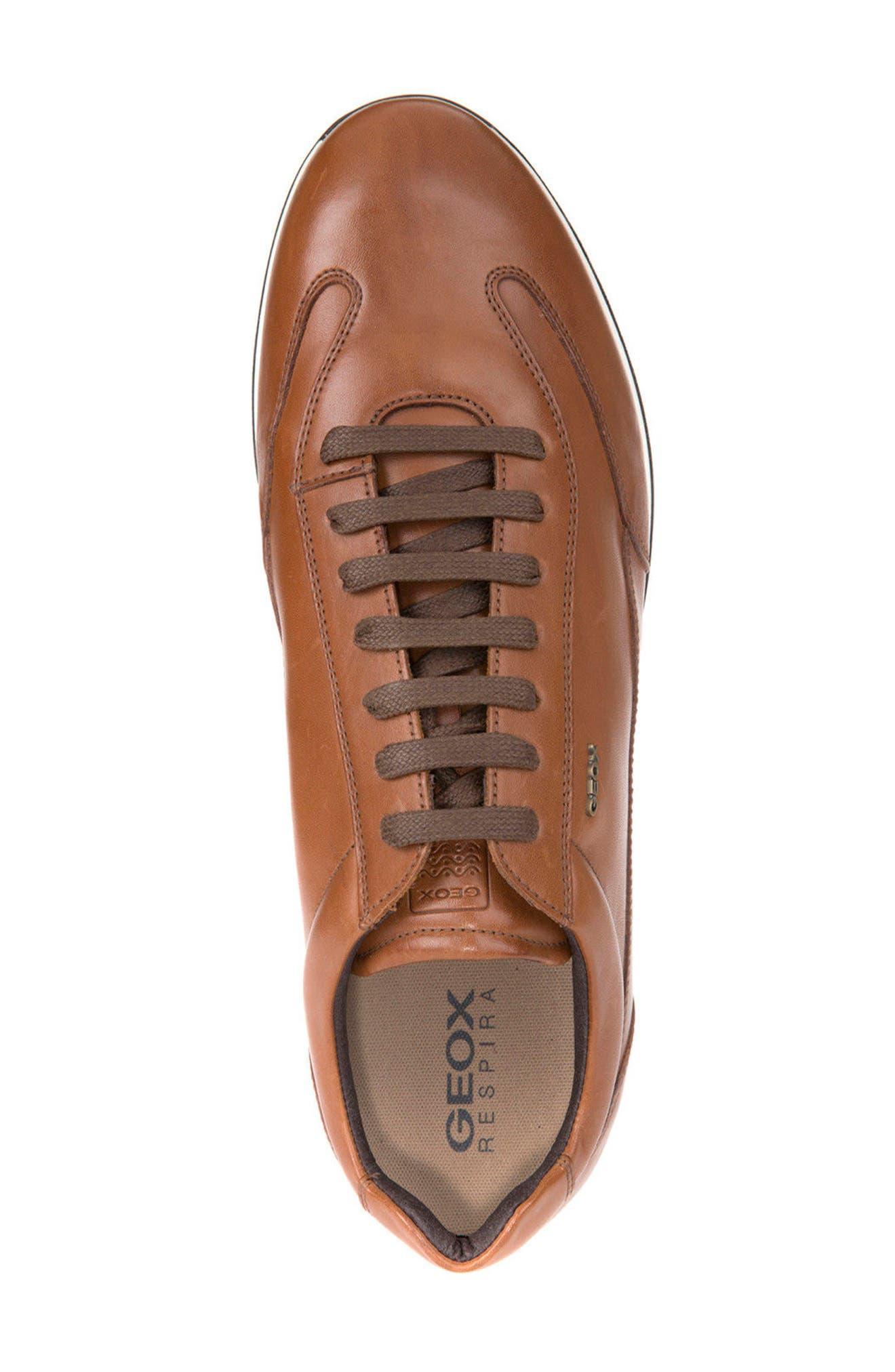 Alternate Image 5  - Geox Clemet 1 Sneaker (Men)