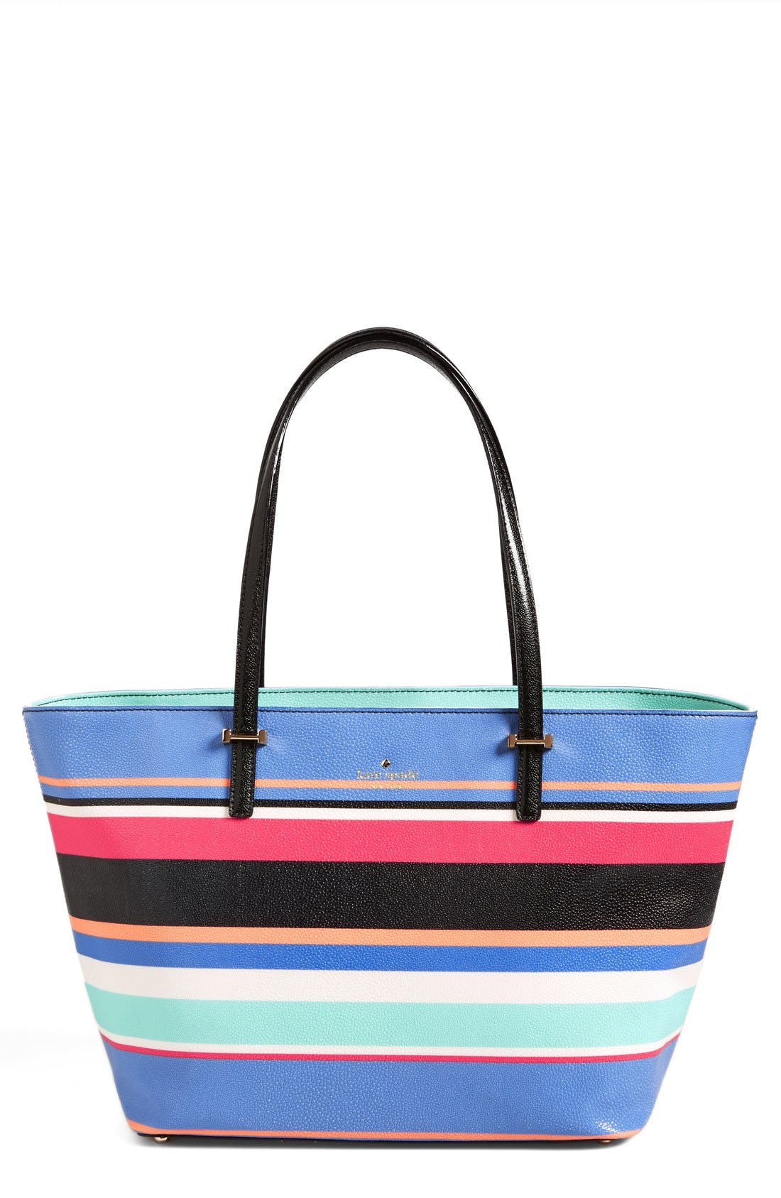 Alternate Image 1 Selected - kate spade new york 'cedar street stripe - small harmony' tote