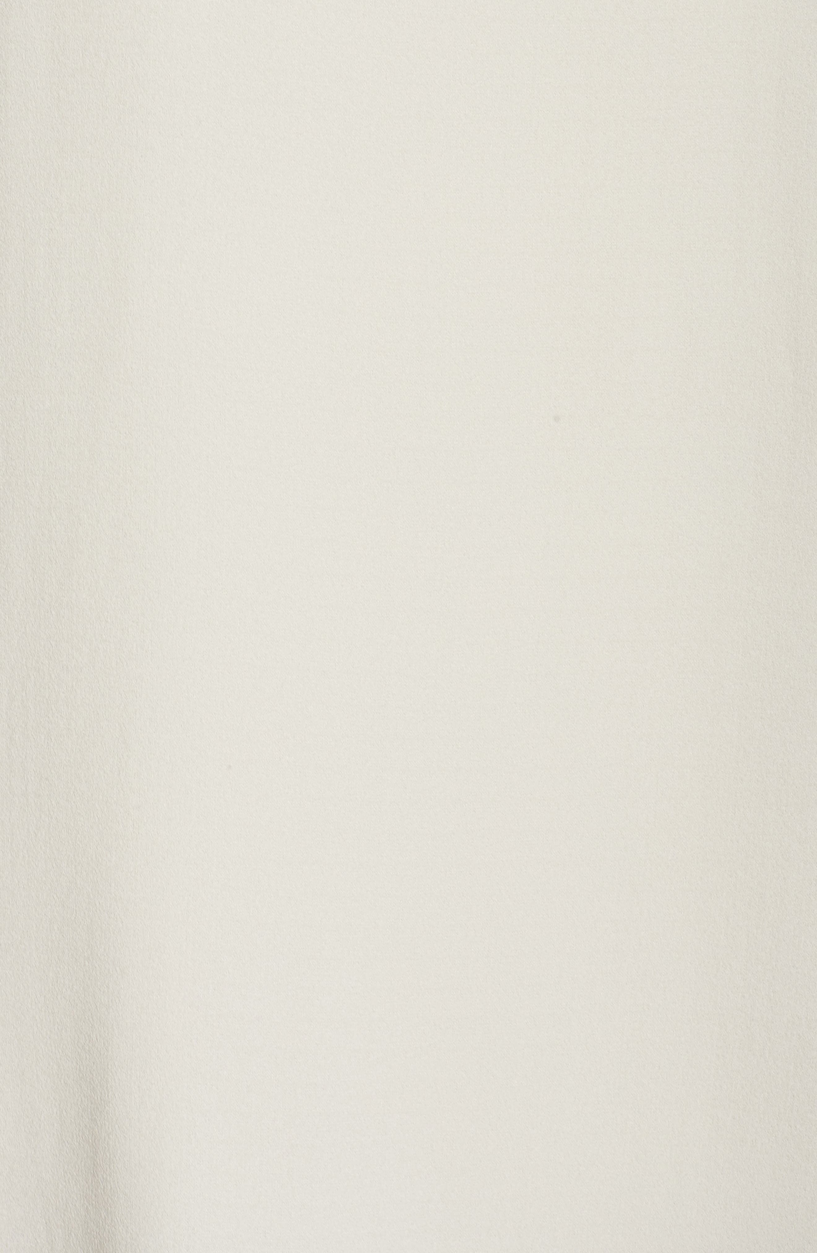 Alternate Image 5  - Eileen Fisher Silk Georgette Crepe Top (Plus Size)