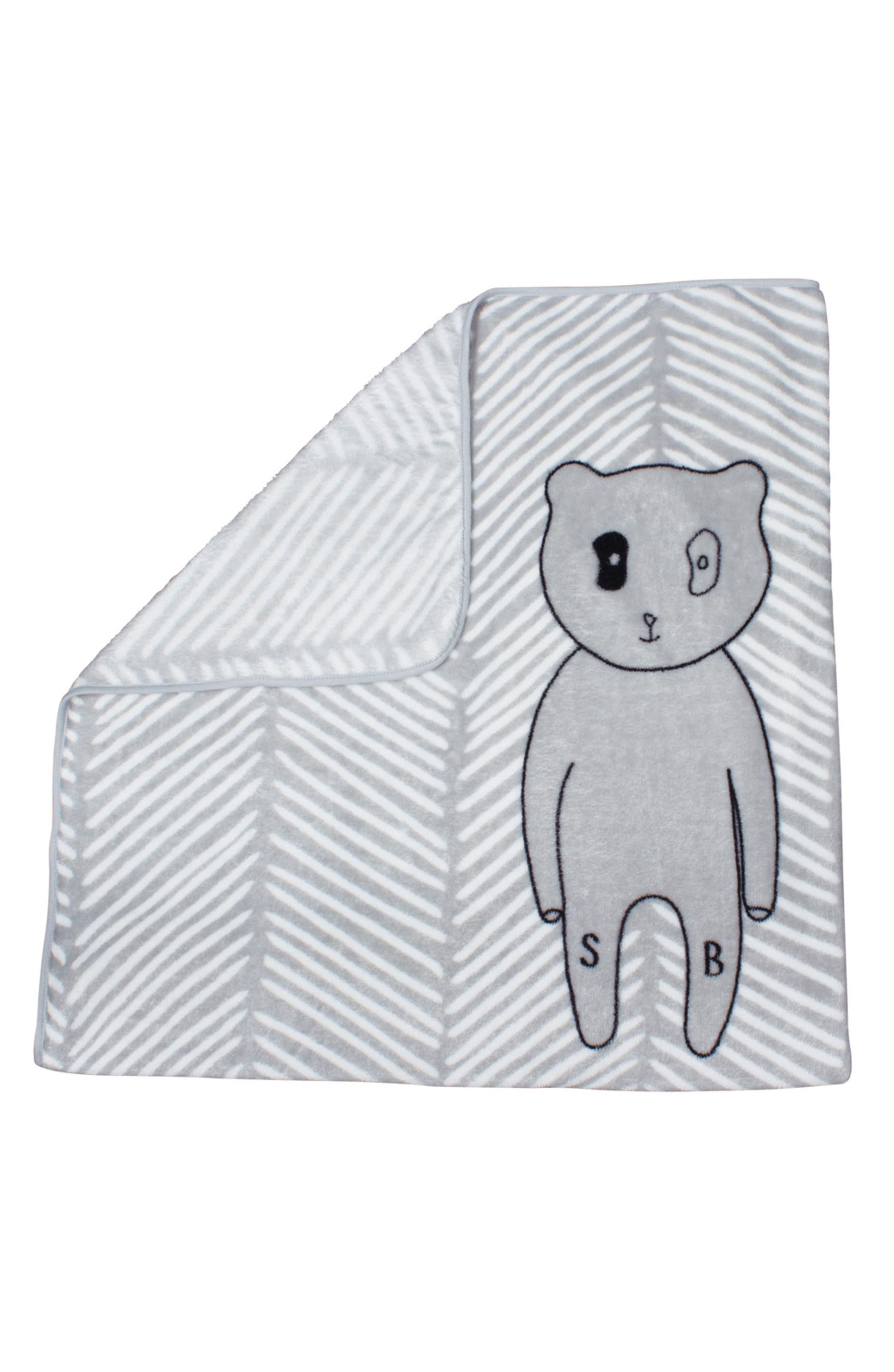 Alternate Image 1 Selected - SOOKIbaby Panda Blanket